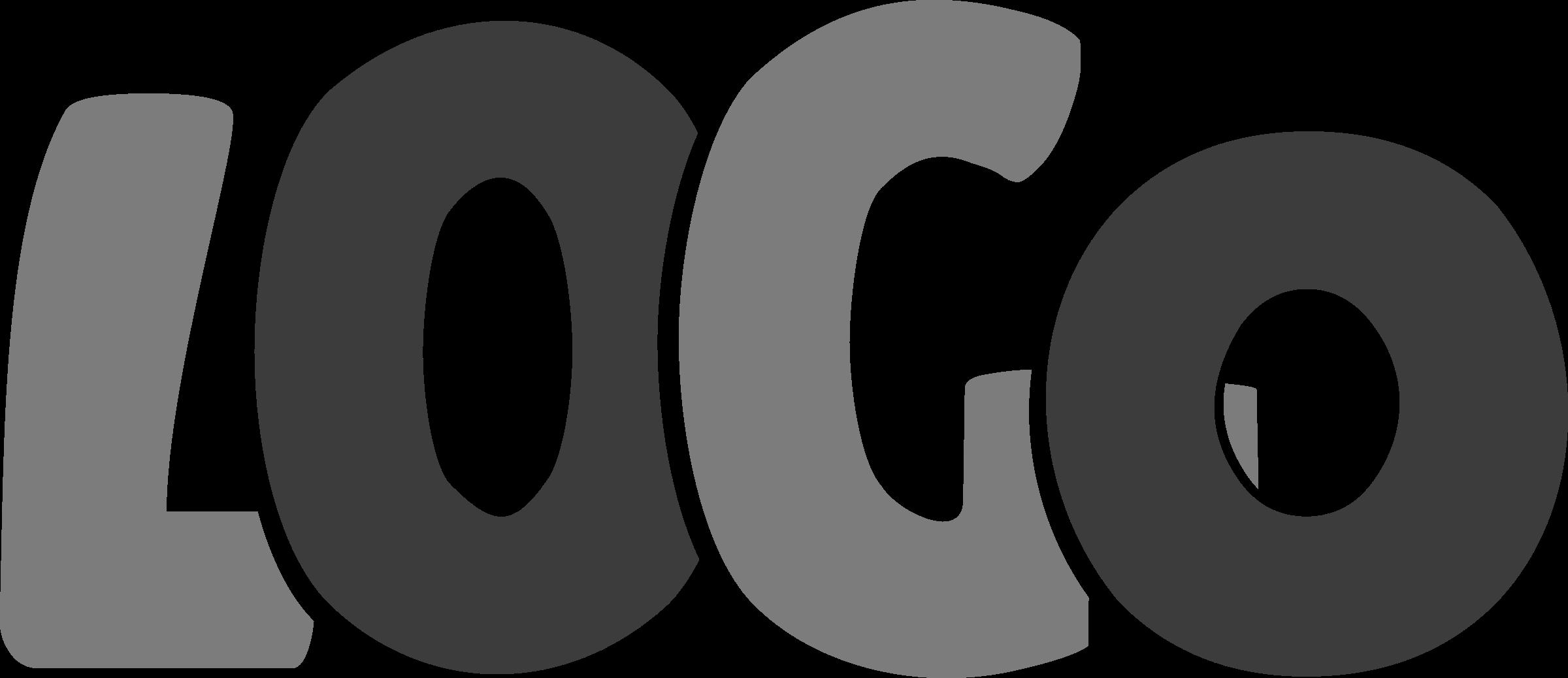 Clipart logo logo grayscale for Logo clipart