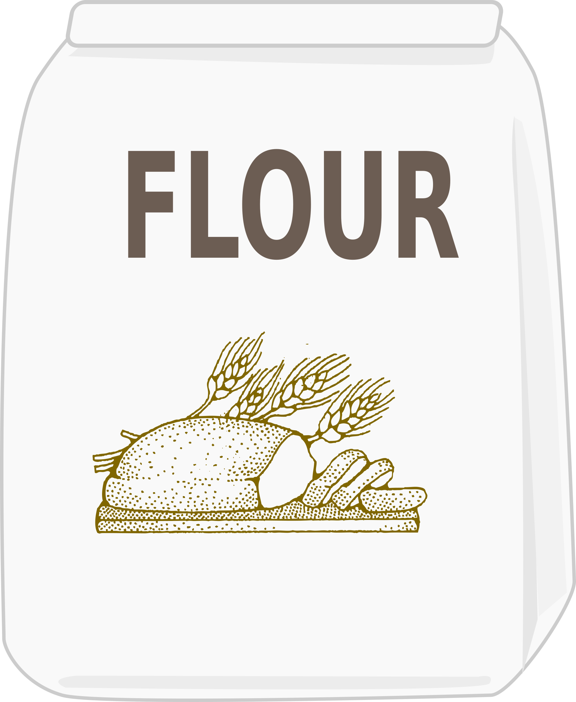 Bag of Flour by evilestmark
