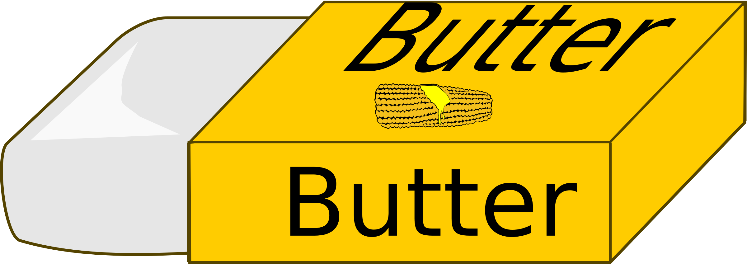 Butter by evilestmark