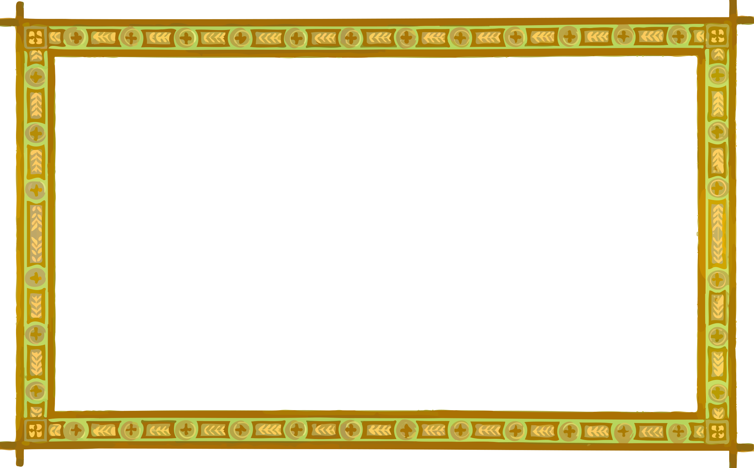 Ornate frame 21 by Firkin