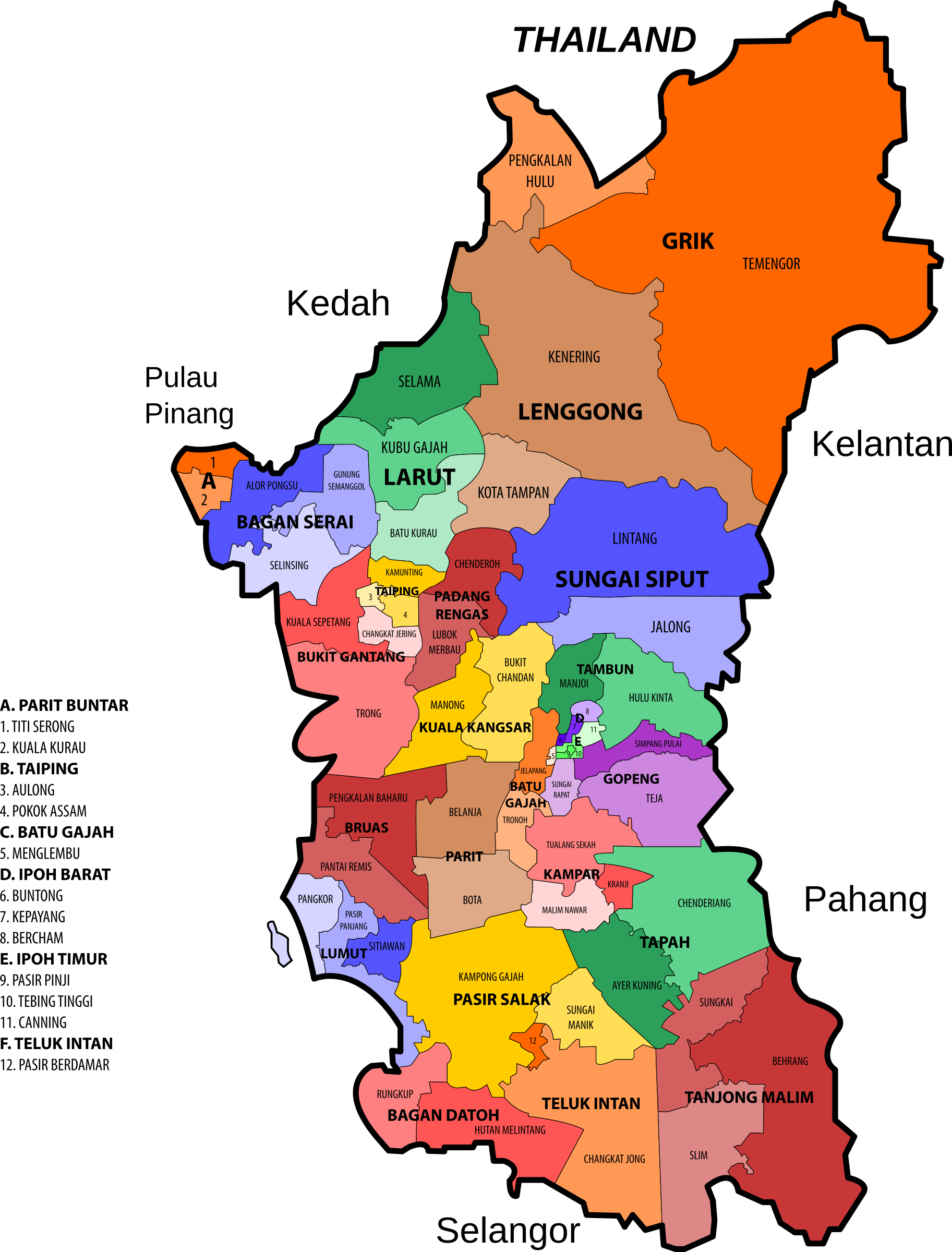 people map with Perak State Legislative Assembly Constituencies on 403089292 furthermore 5691165497 as well 3894091483 further 2050515990 in addition 7001684756.