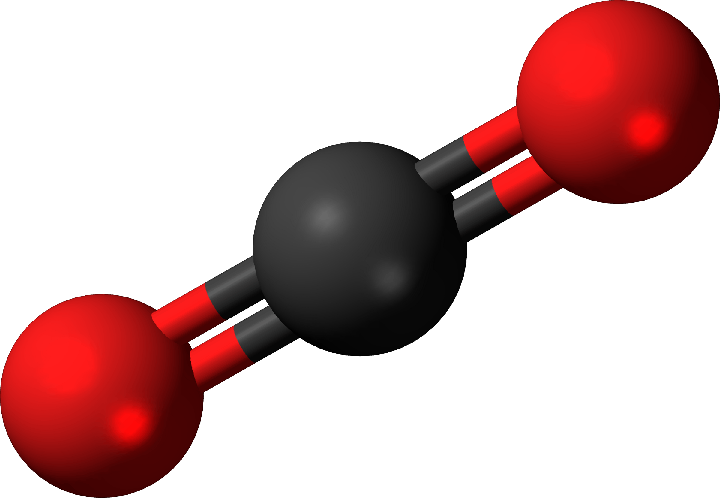 Famous (and infamous) molecules 4 - carbon dioxide by Firkin