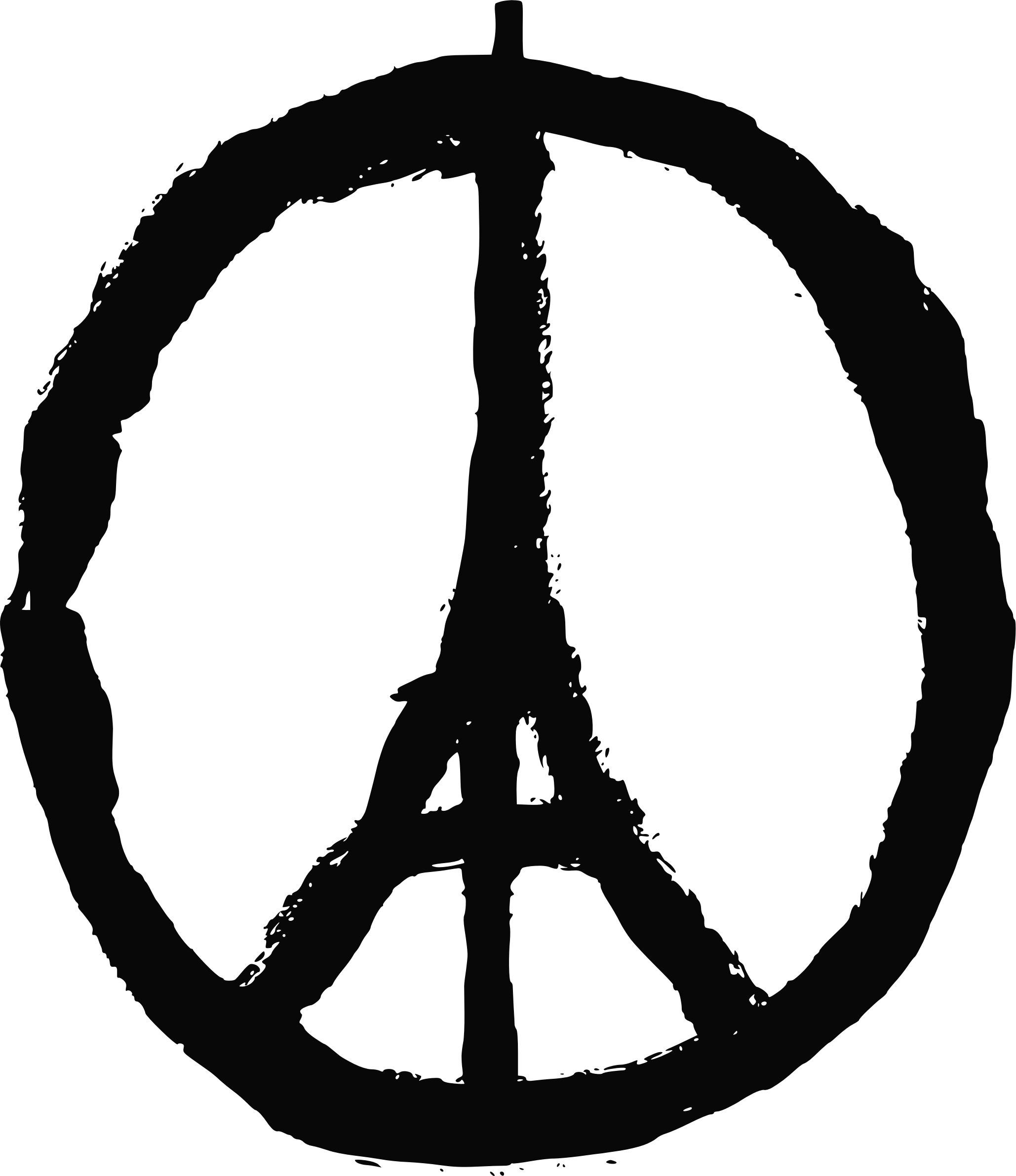 Peace for Paris by PeterM