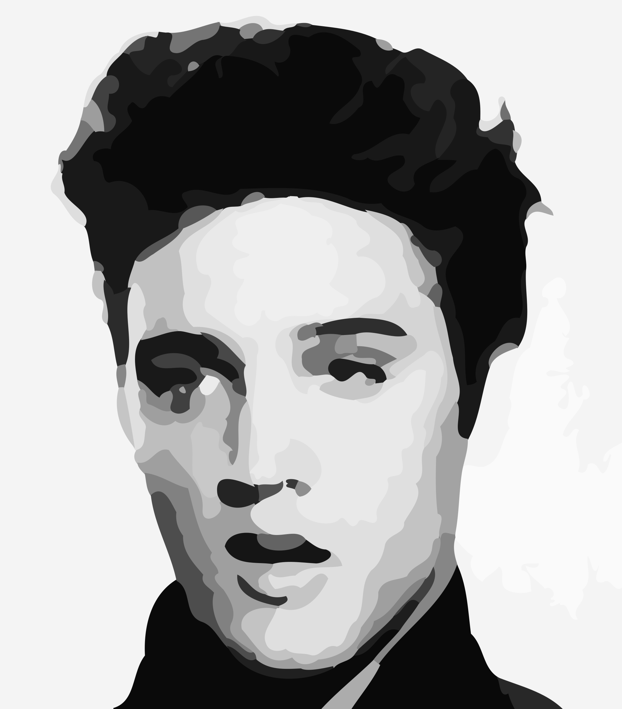 Elvis Presley by Firkin