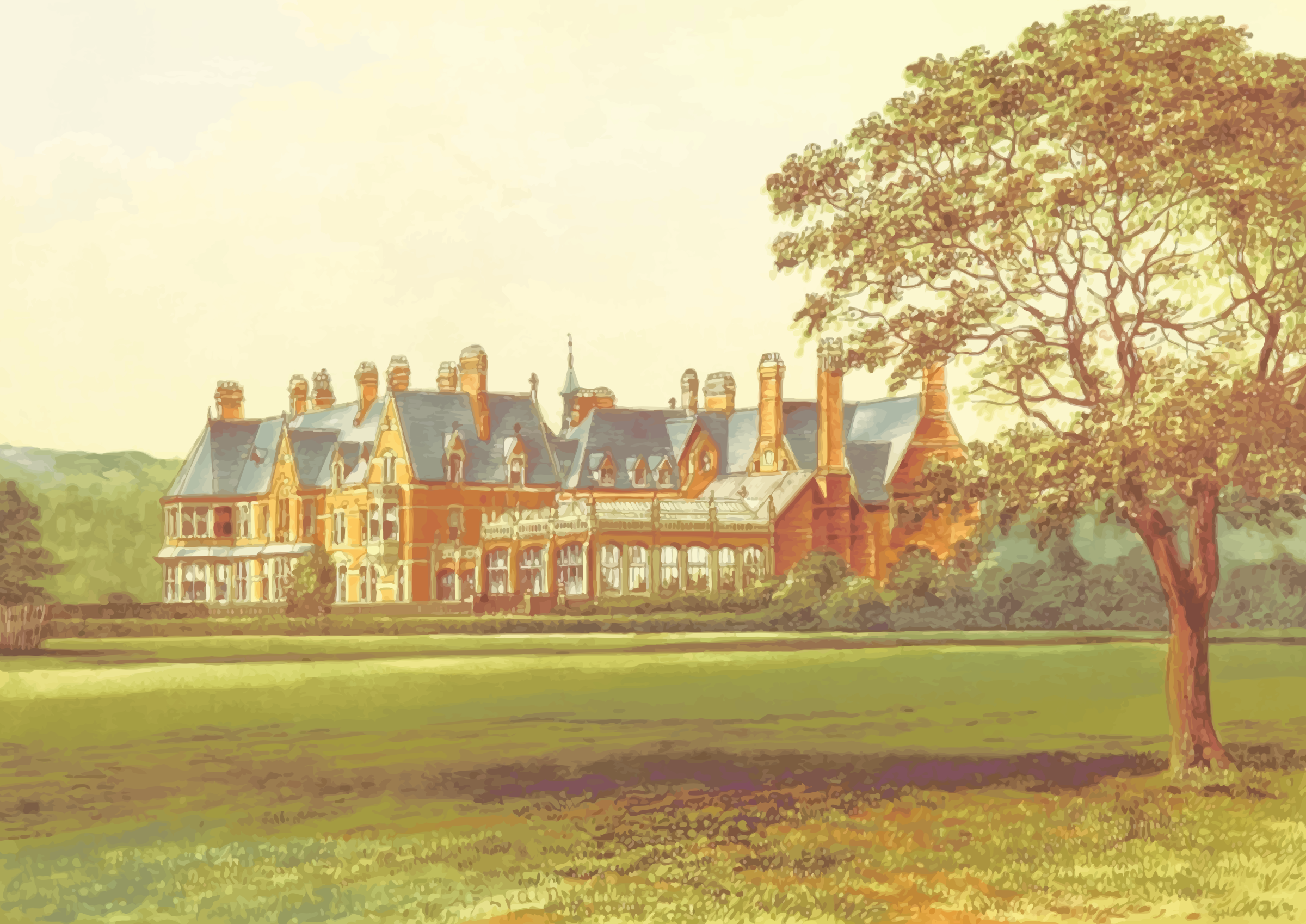 Hutton Hall by Firkin