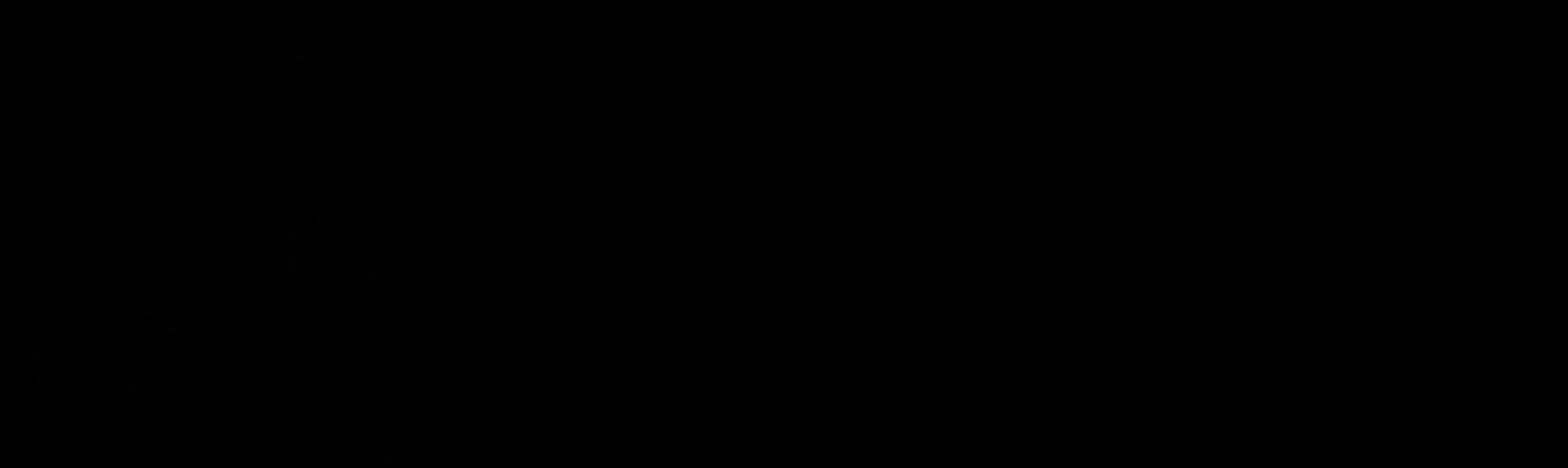 Saxon seaxe silhouette by Firkin
