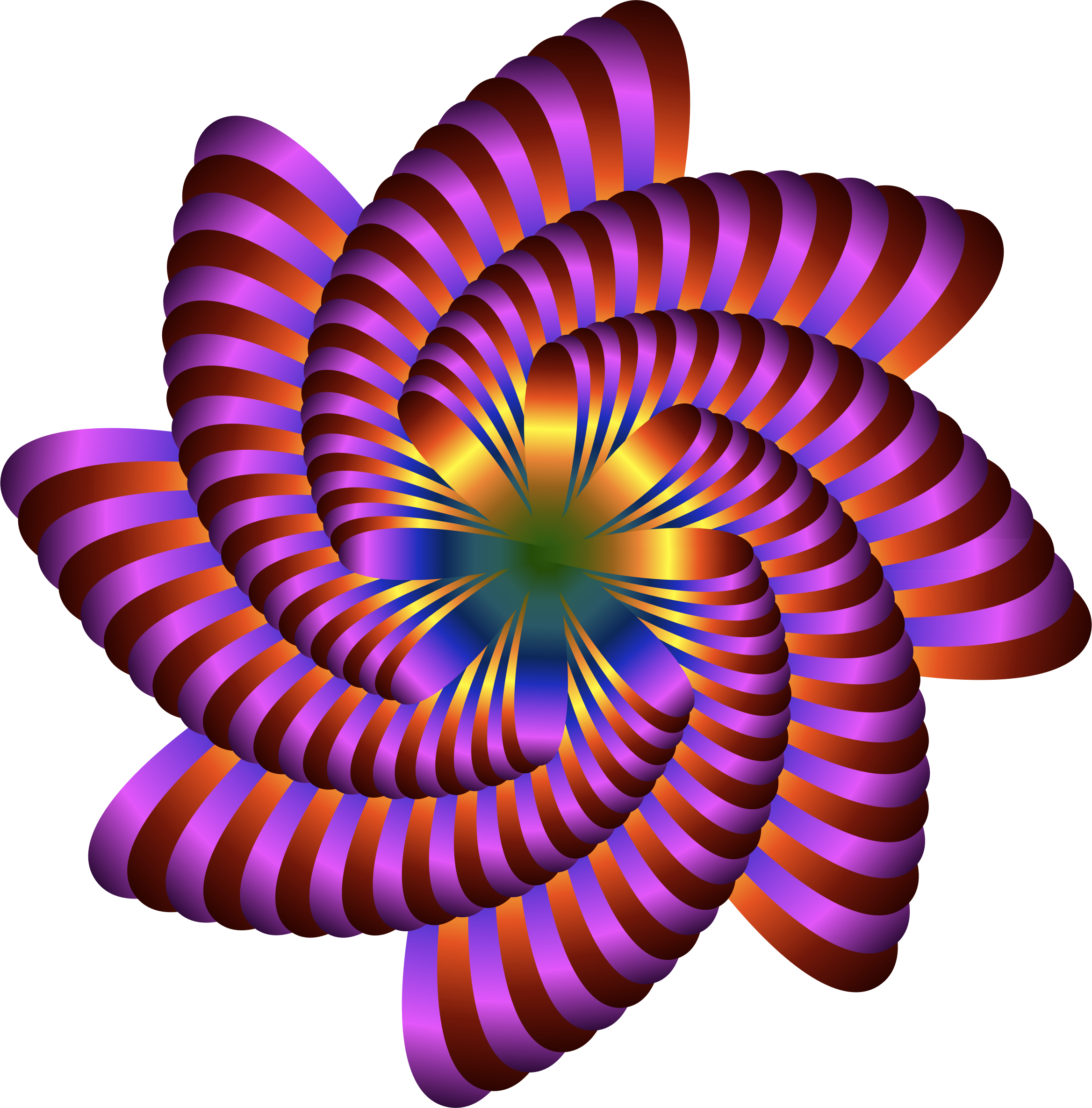 Colorful Nautilus 2 by GDJ