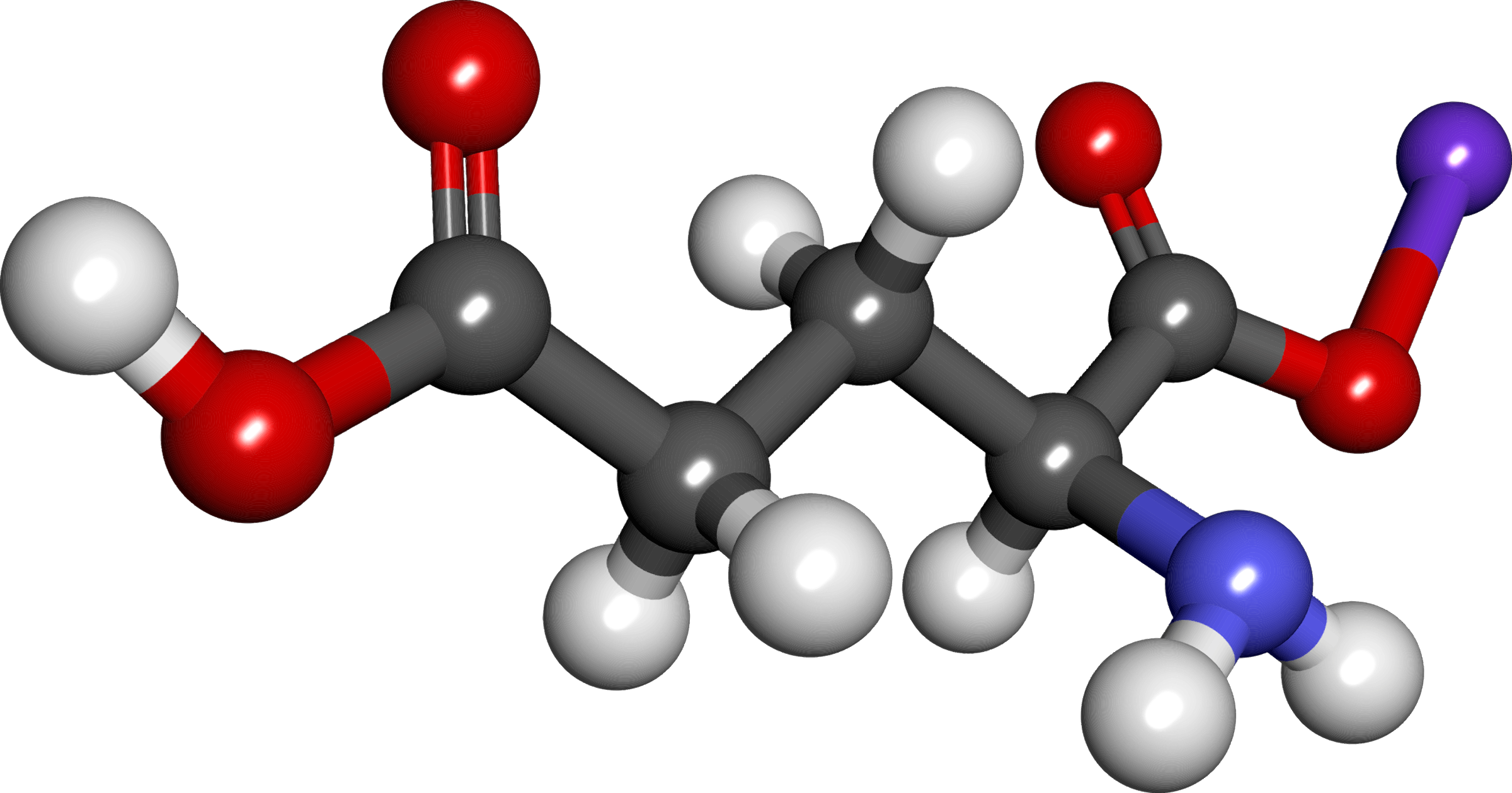 Famous (and infamous) molecules 32 - monosodium glutamate by Firkin