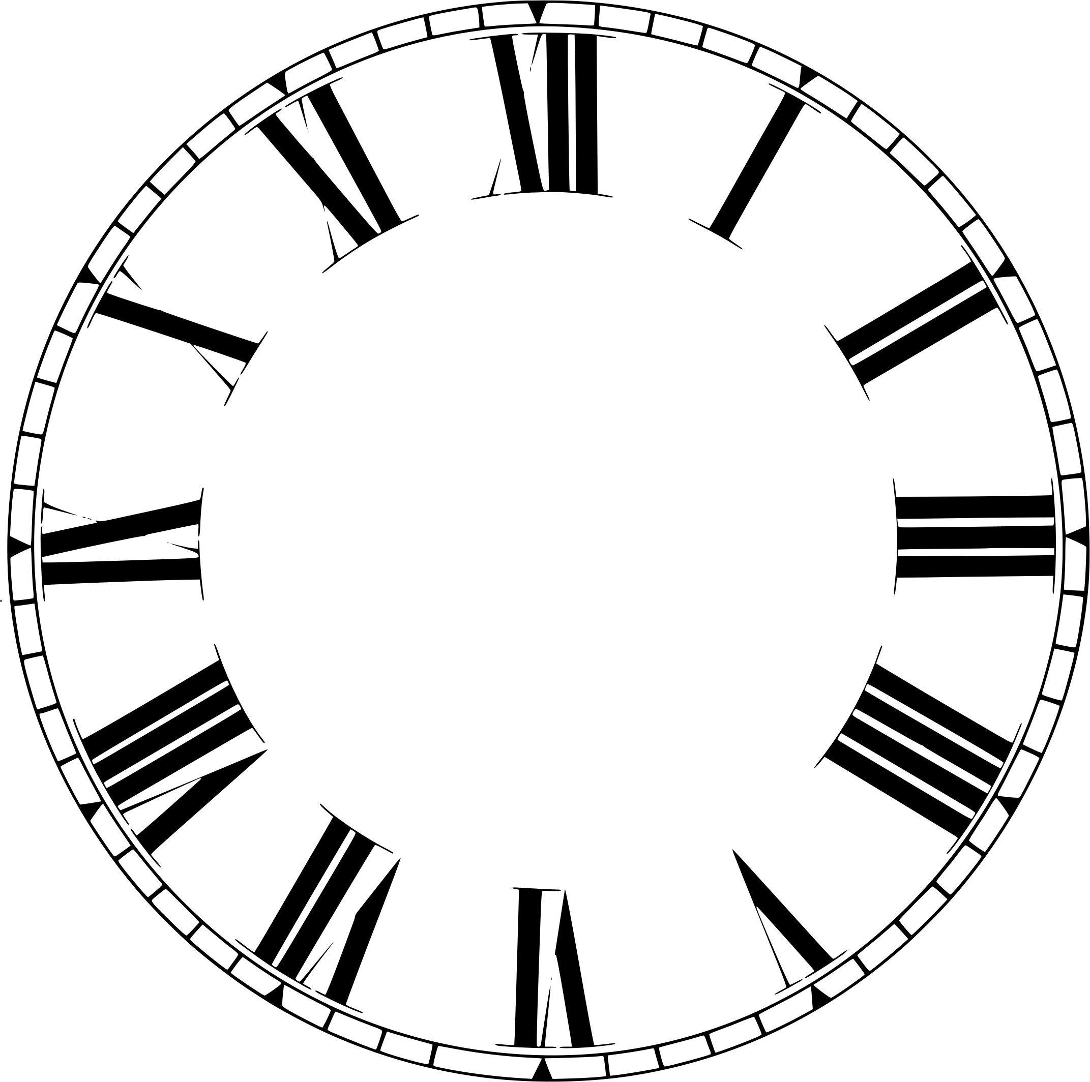 Clock background by BilgehanKorkmaz: https://openclipart.org/detail/232705/clock-background