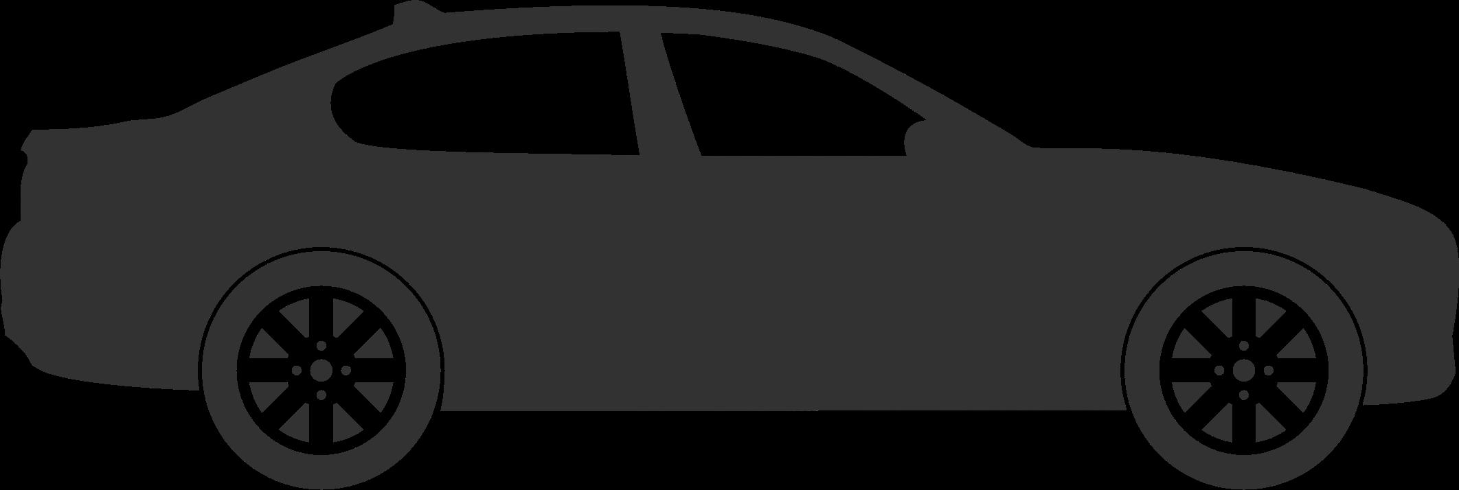 Clipart Sedan