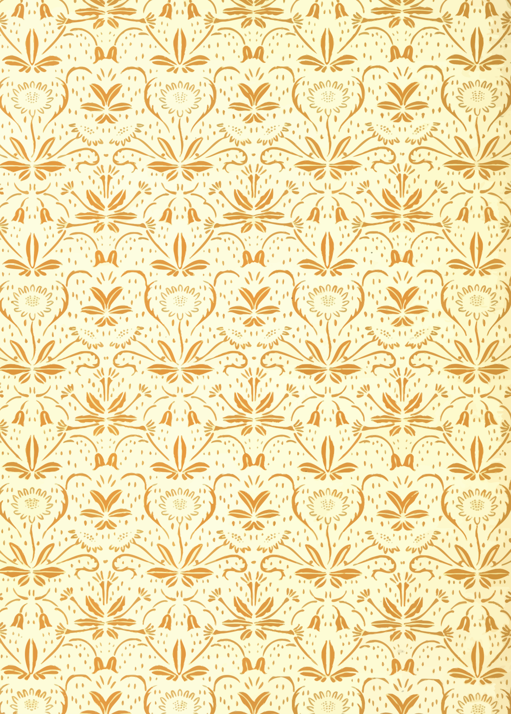 Flowery pattern by Firkin