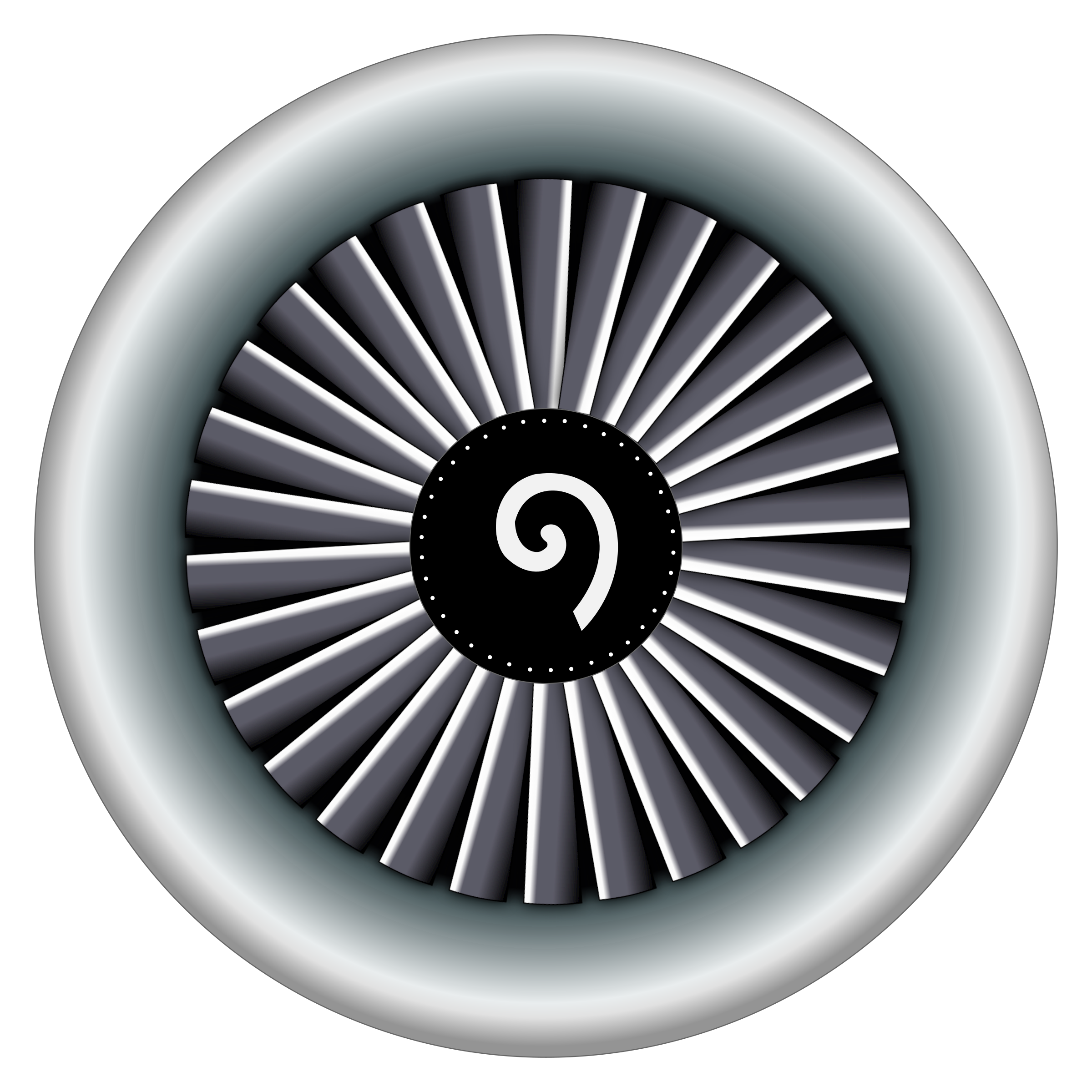 Jet Engine by AeroGeek