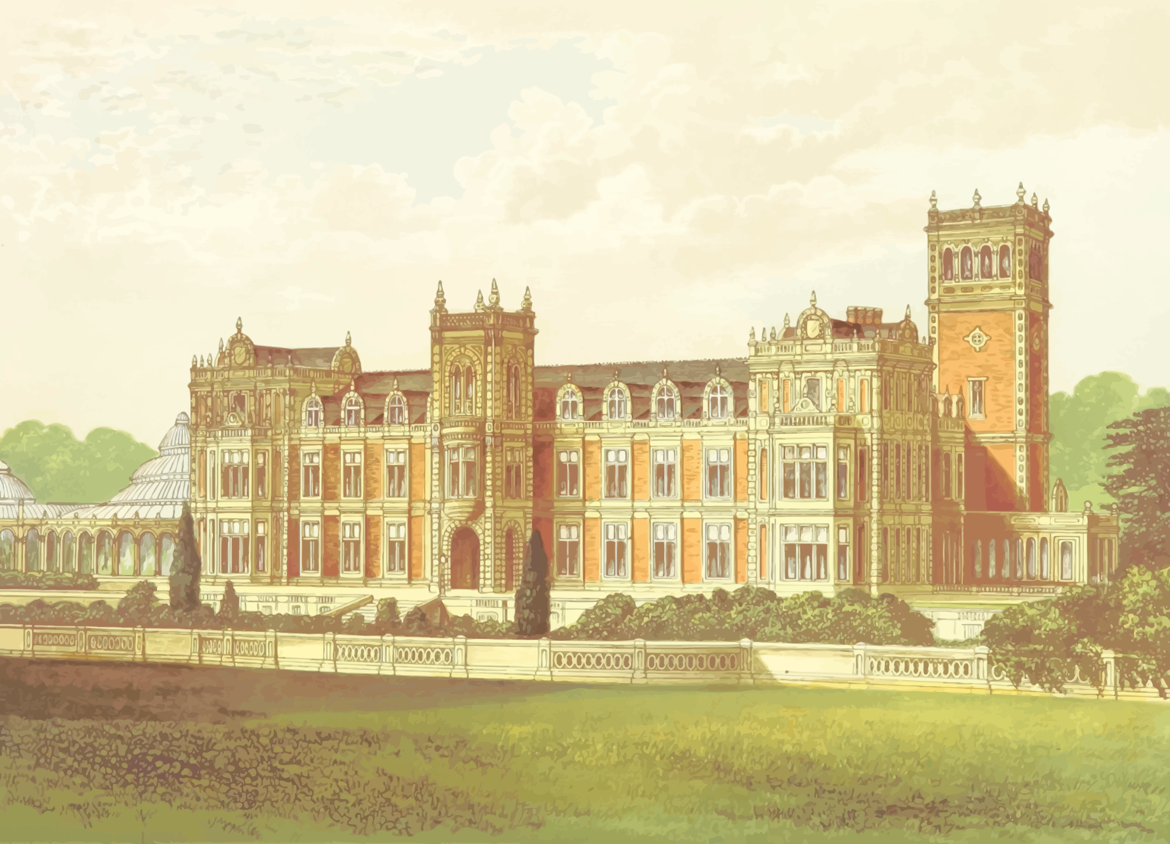 Somerleyton by Firkin