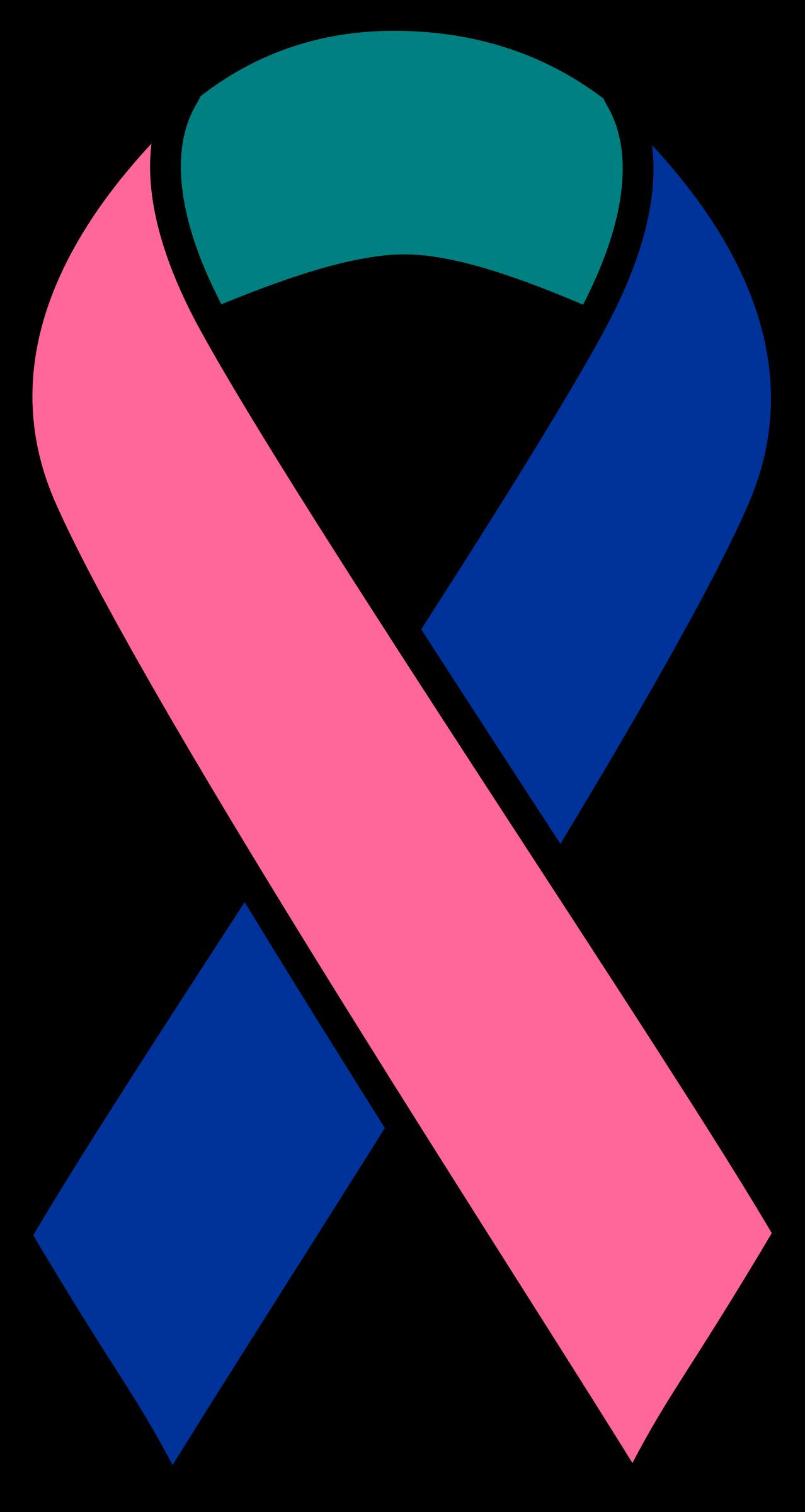 clipart thyroid cancer ribbon rh openclipart org cancer ribbon clip art free breast cancer ribbon clip art