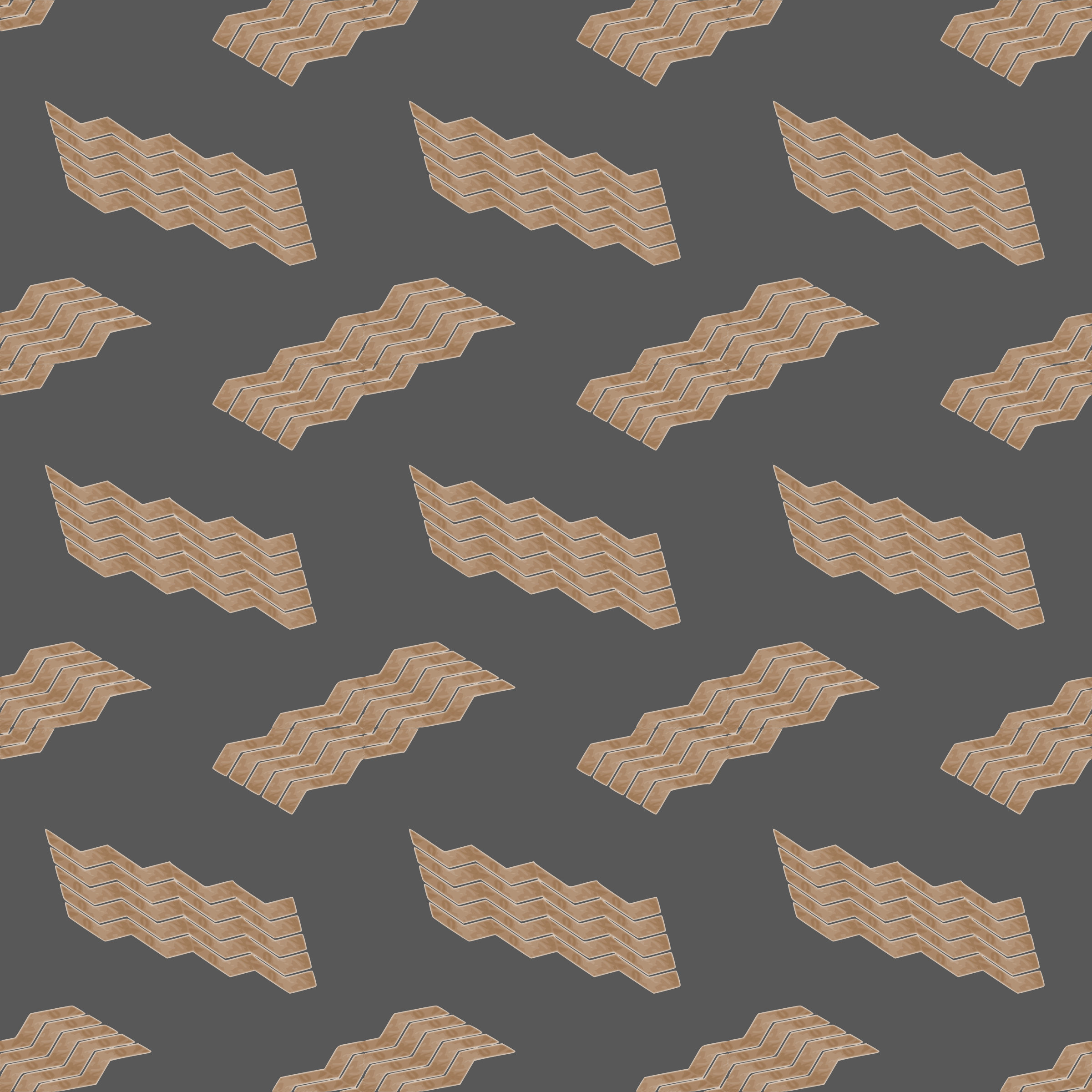 Wooden material-geometry-seamless pattern remix by yamachem