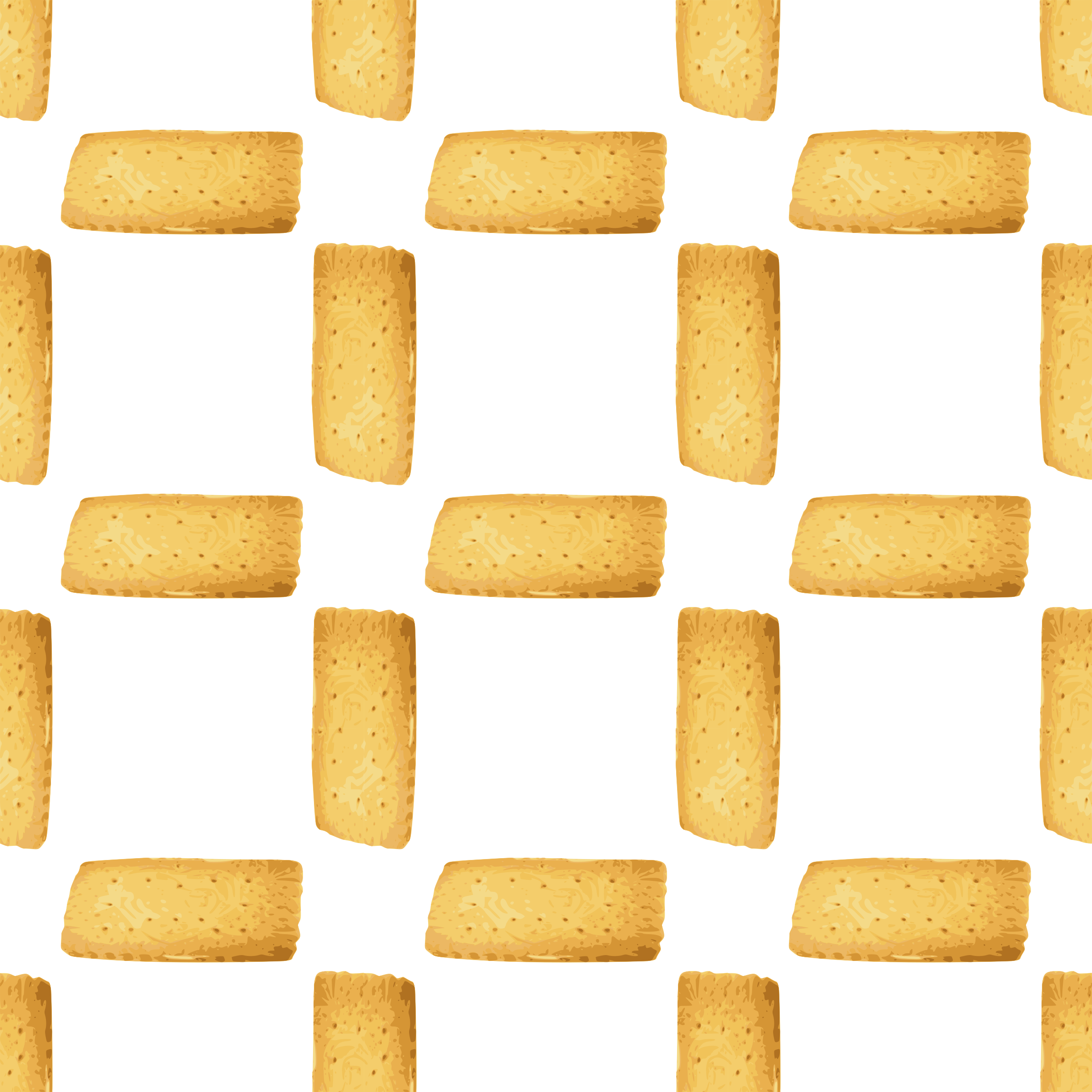 Biscuit-seamless pattern by yamachem
