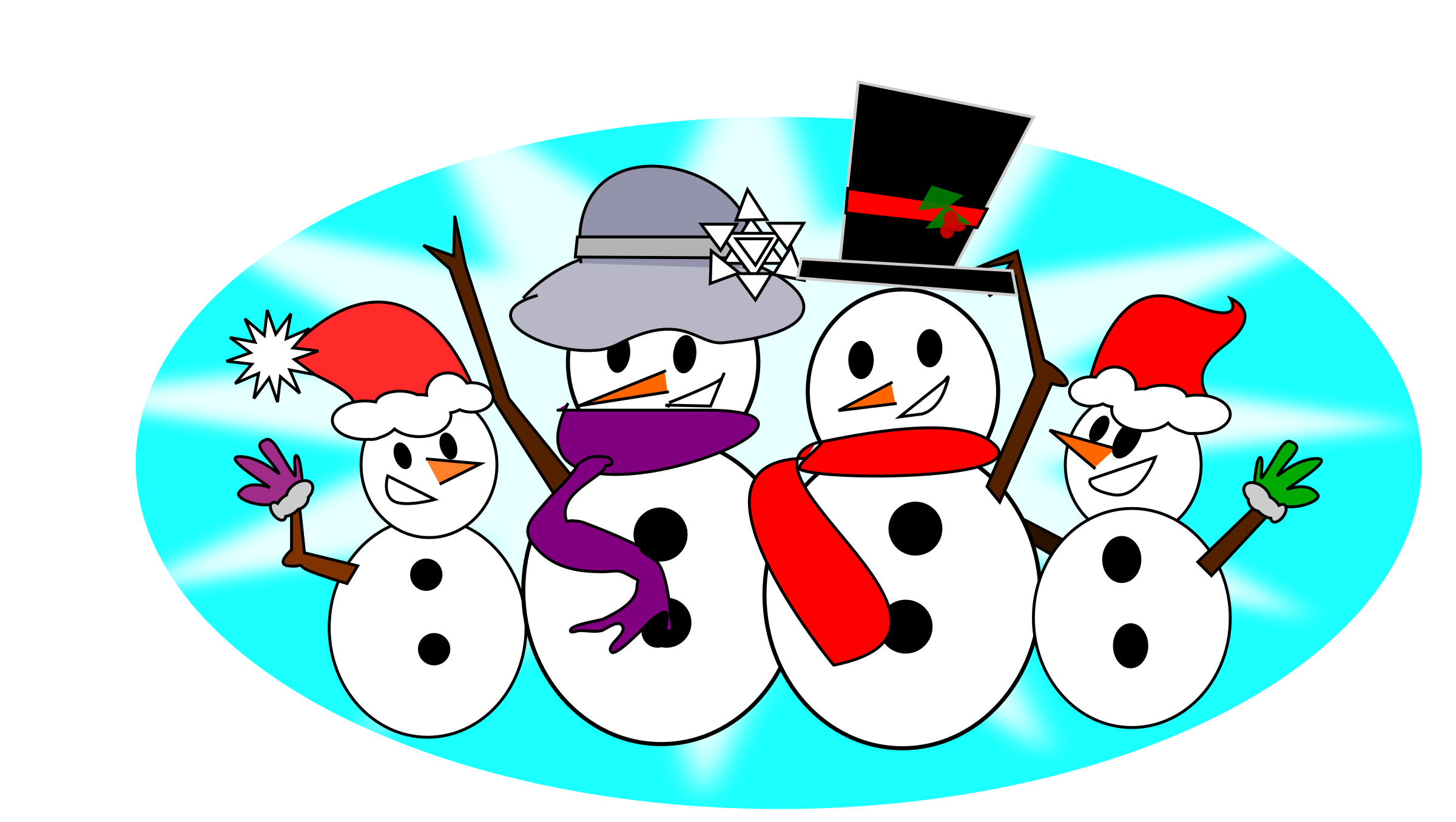 clipart snowman family rh openclipart org snowman family clipart