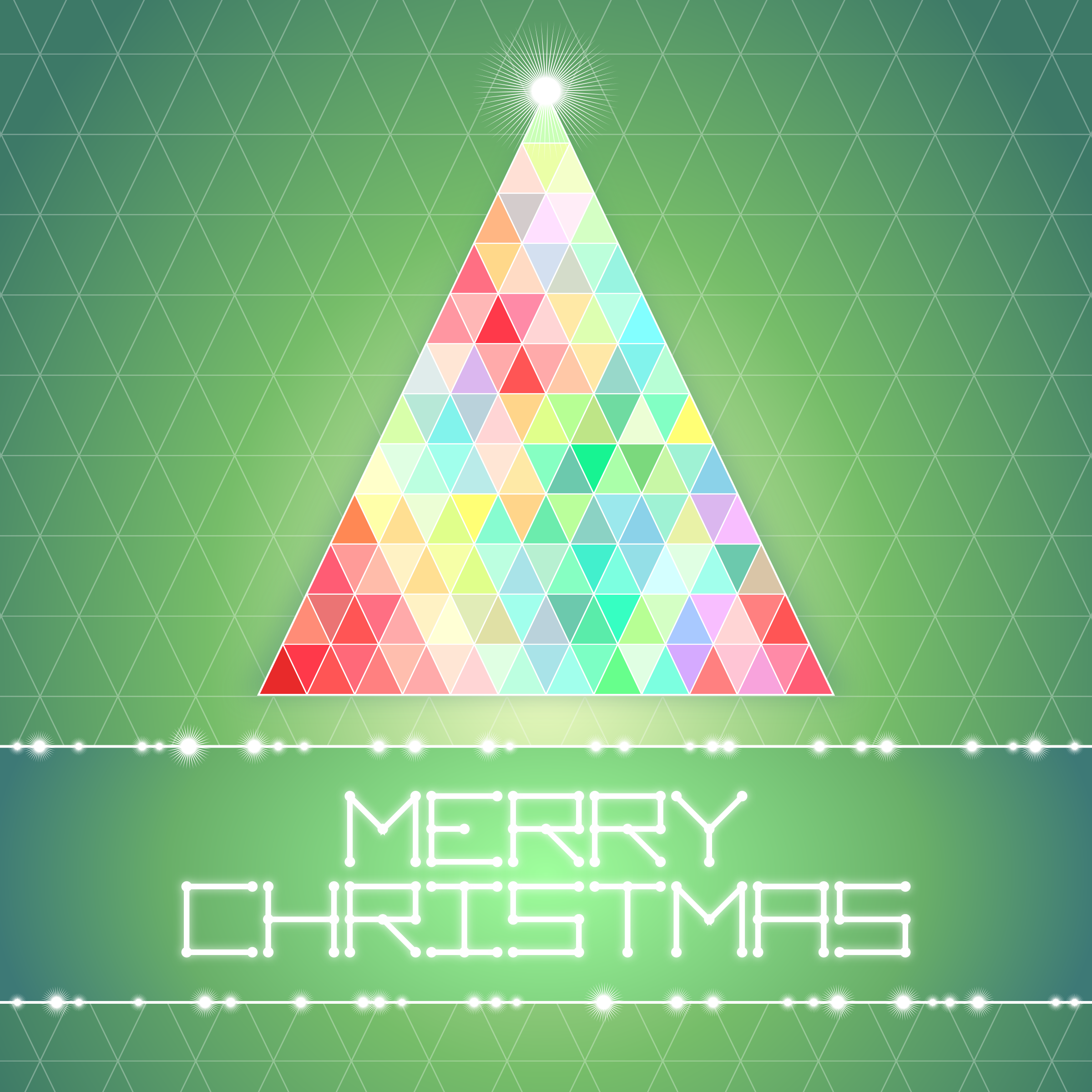 Merry Chrismas Card by Viscious-Speed