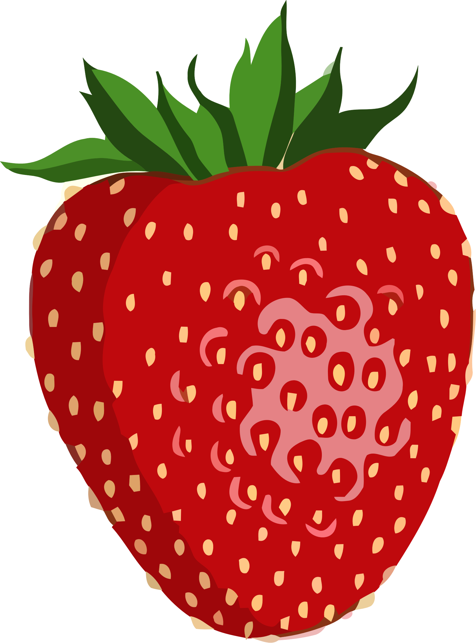 Shiny Strawberry by GDJ