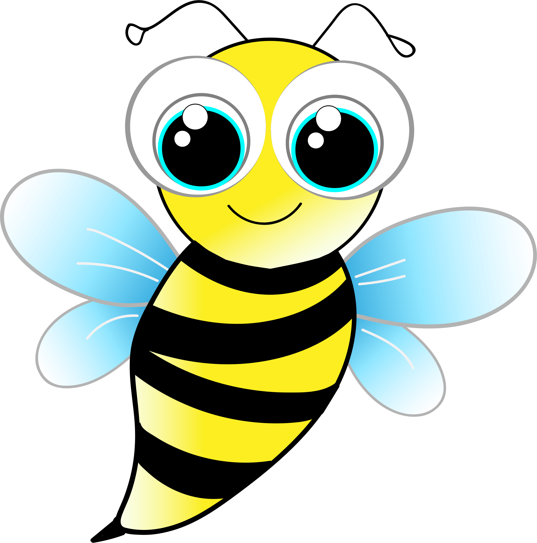 Friendly Bee by GDJ