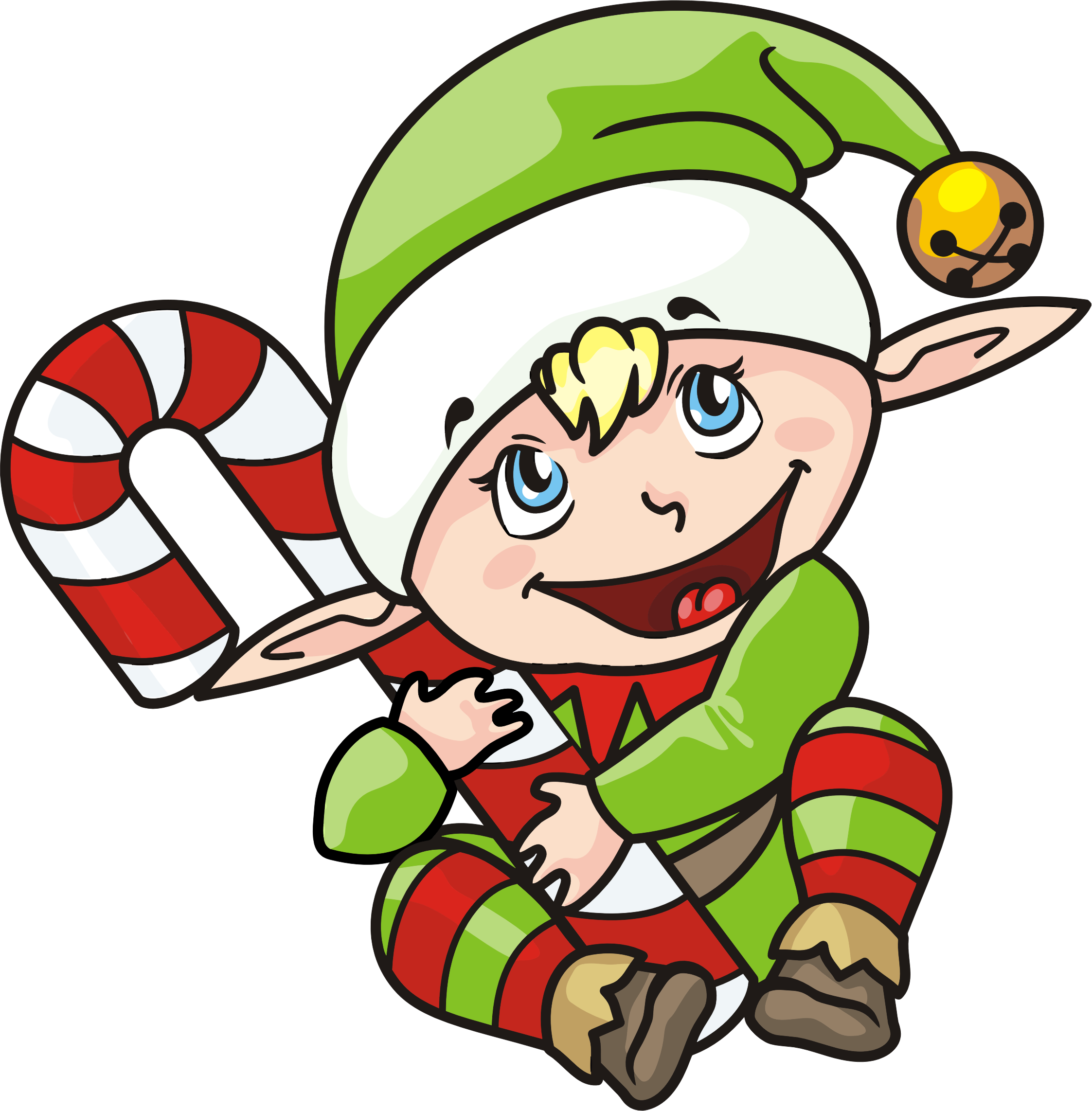 Christmas Elf by GDJ