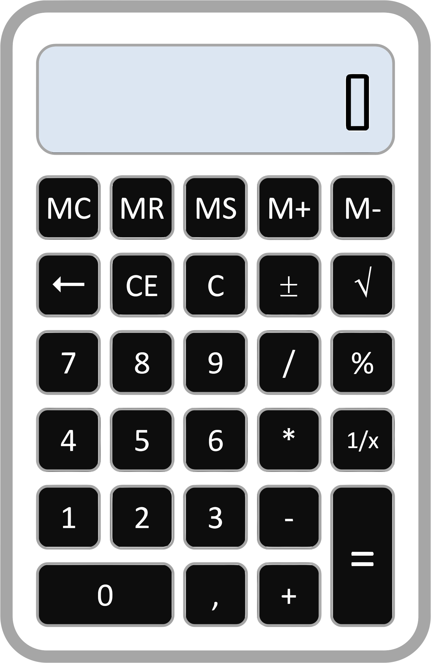 Calculator by GDJ