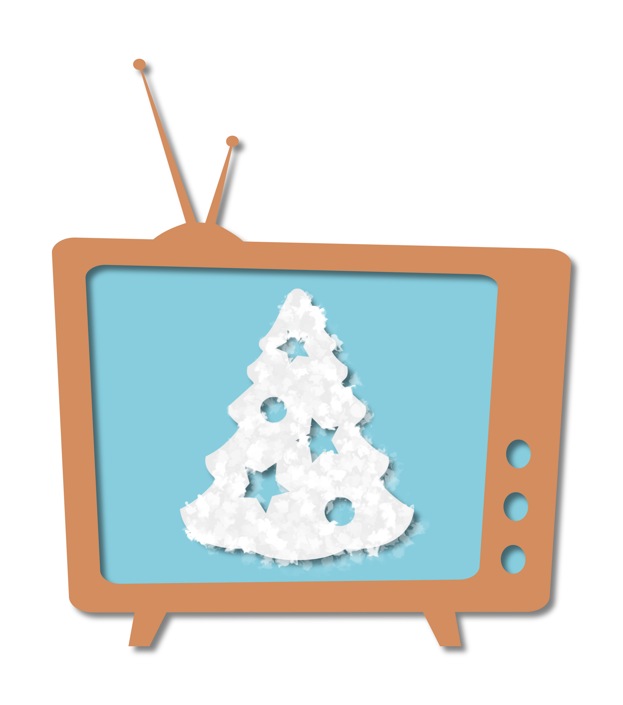 Christmas TV by DMexico