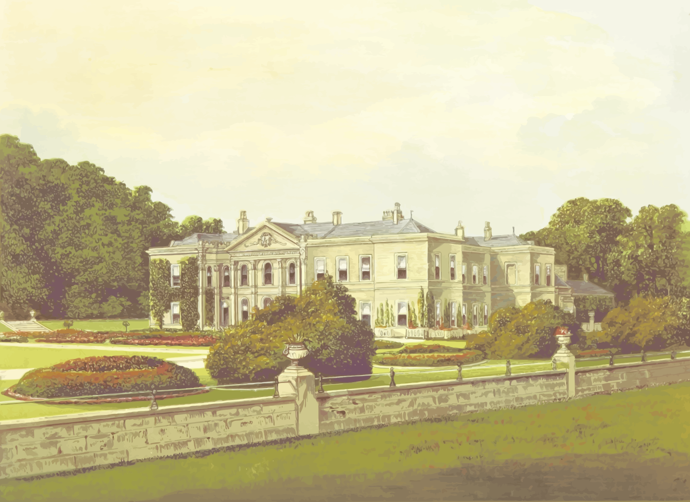 Studley Royal by Firkin