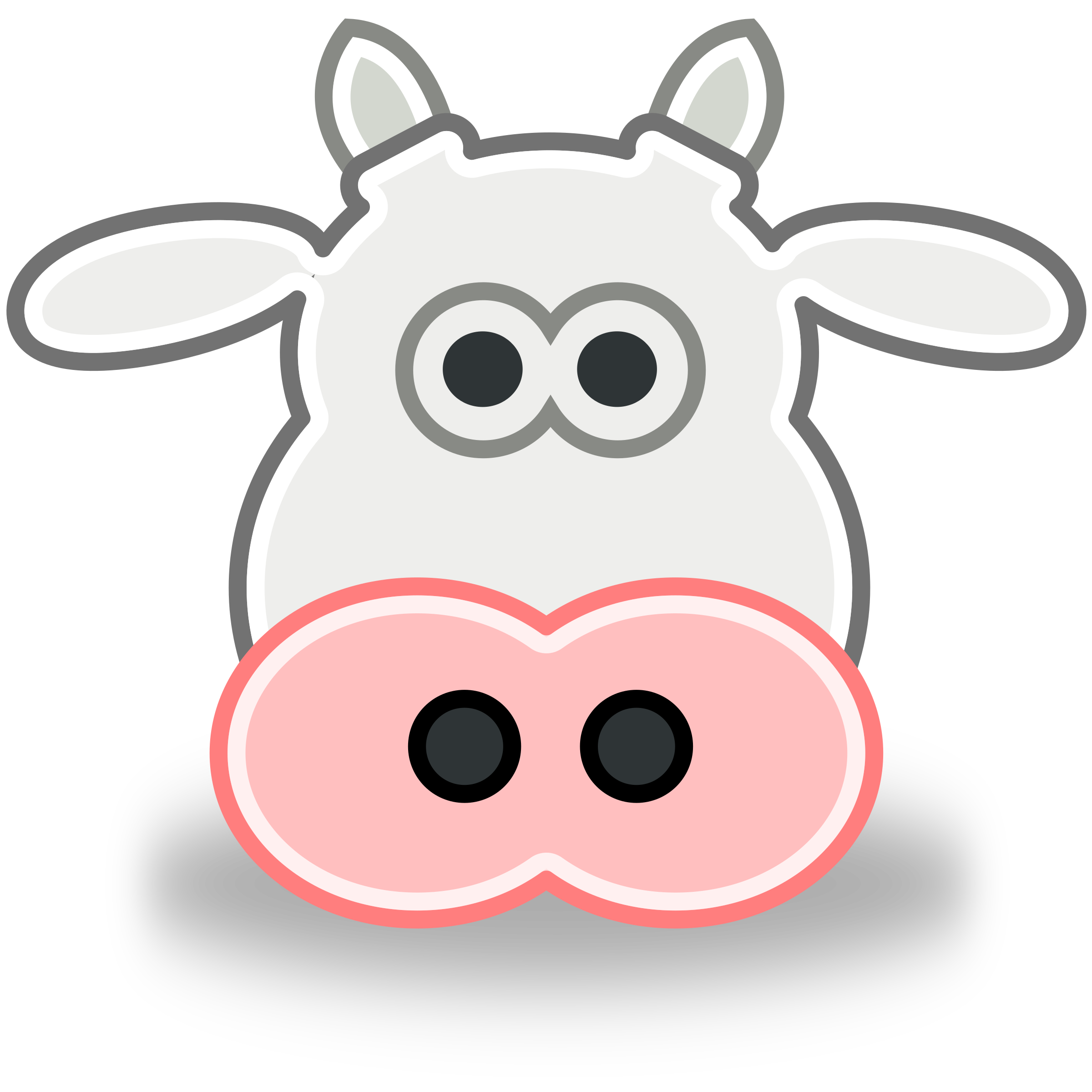 Tango Style Cow Head by rugby471