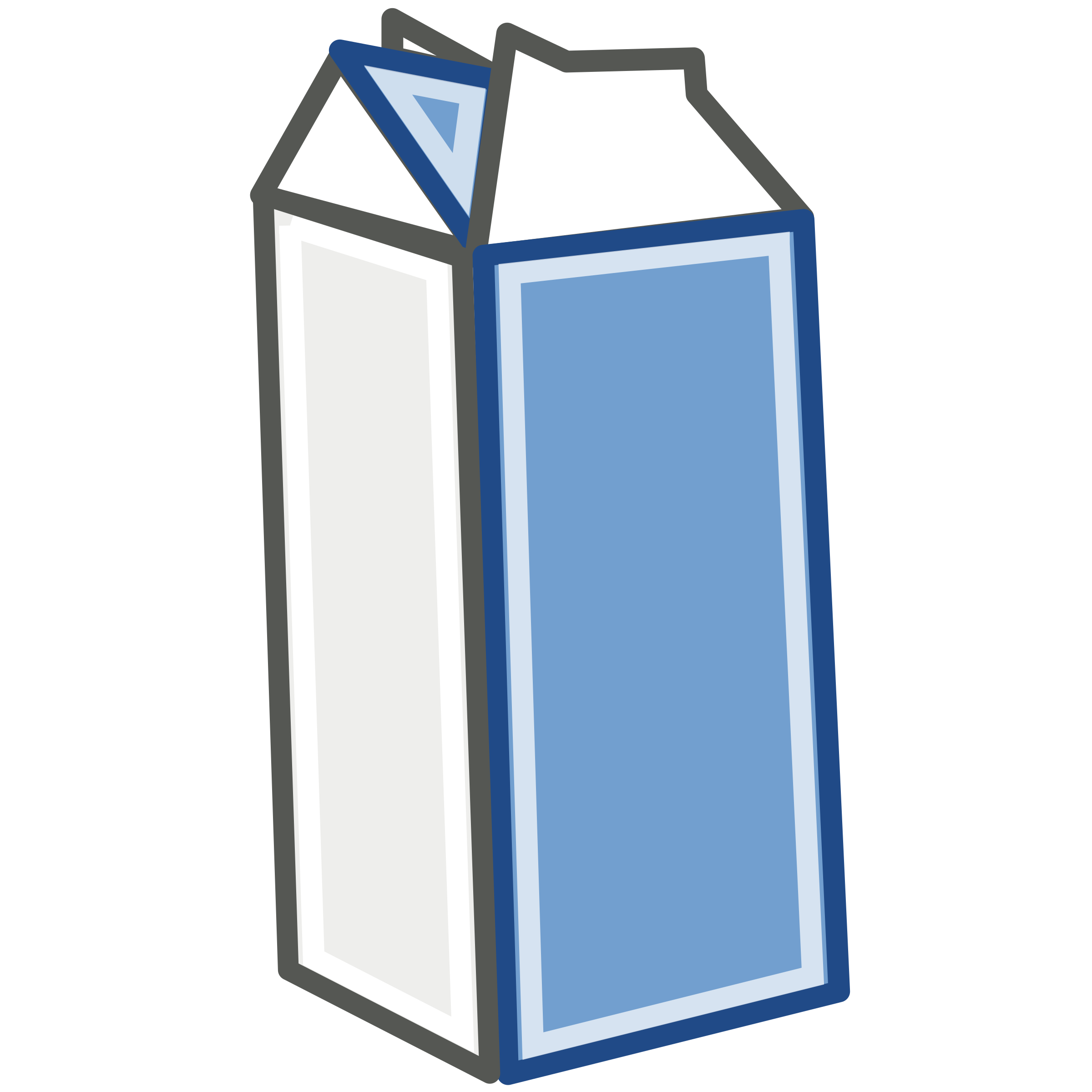 Tango Style Milk Carton by rugby471