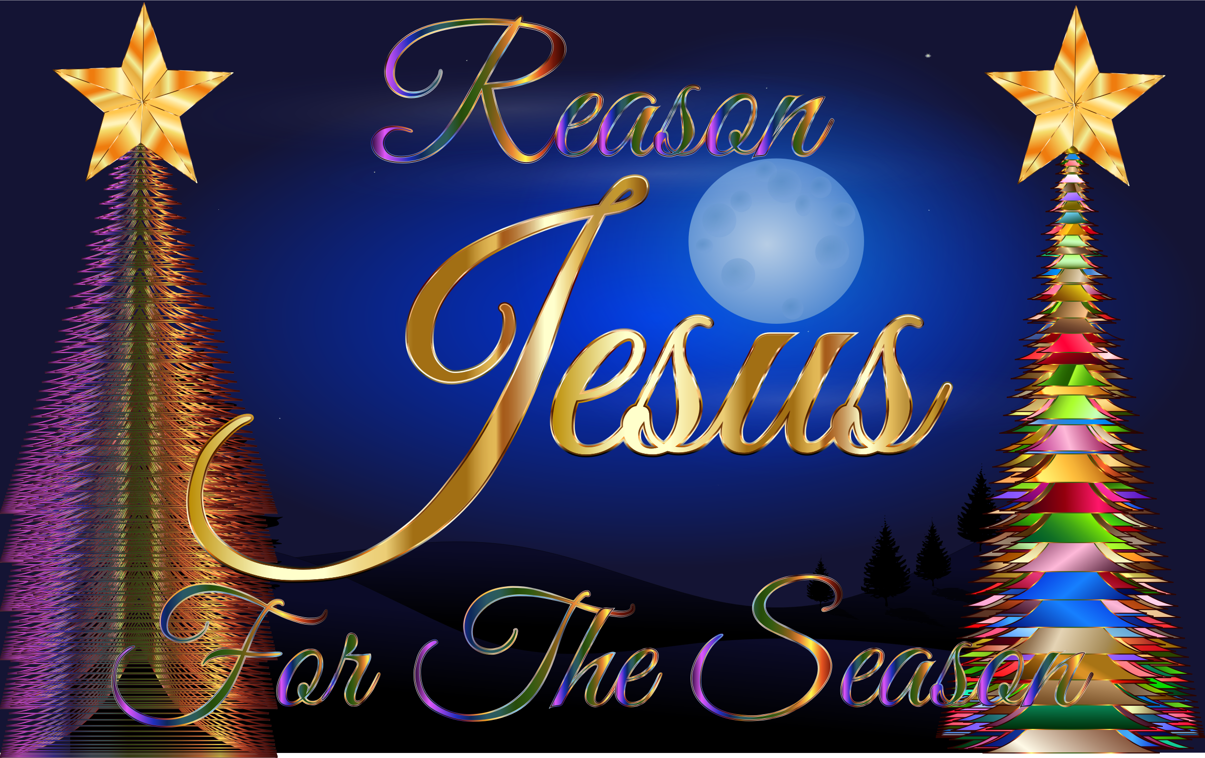 Jesus Reason For The Season by GDJ