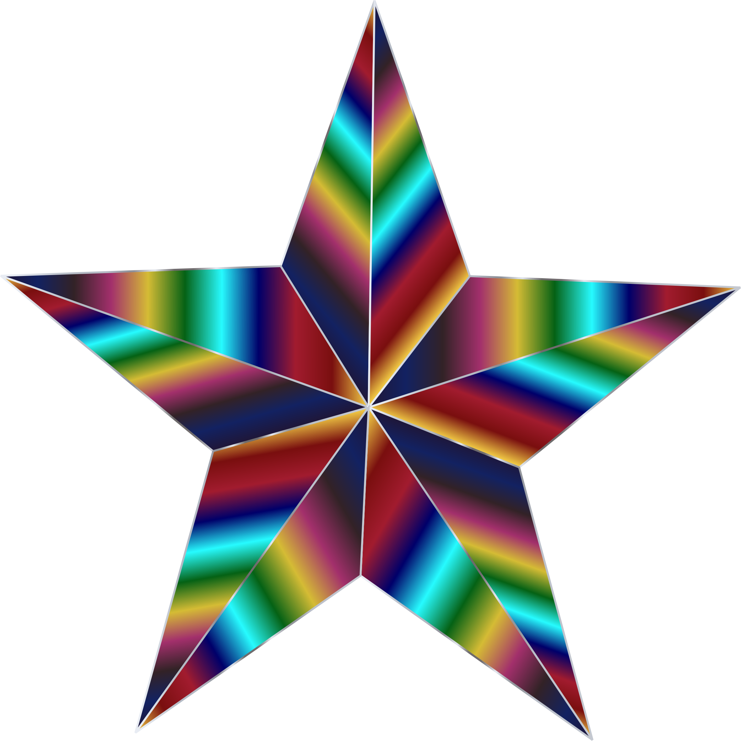 Prismatic Star 3 by GDJ