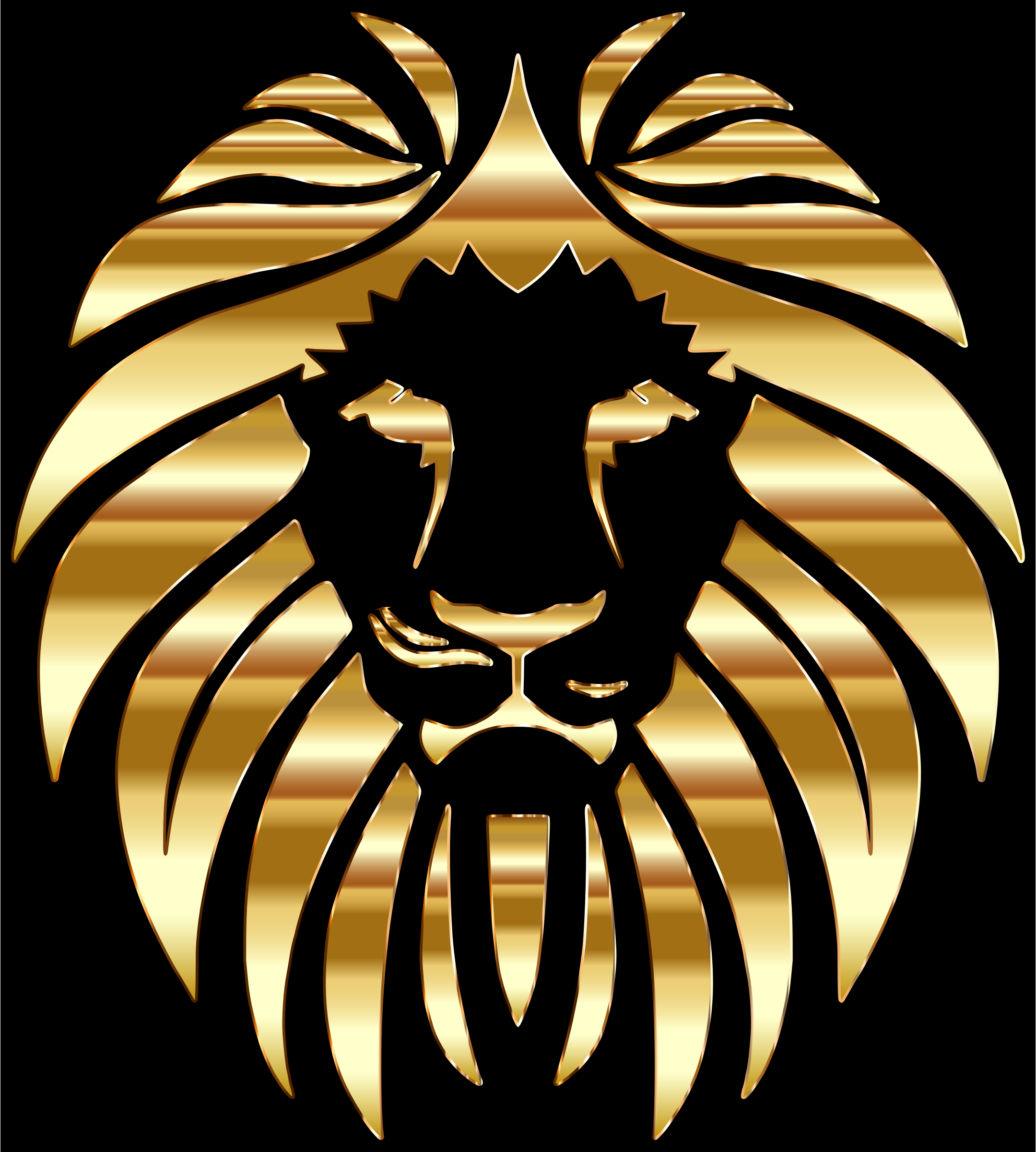 Golden Lion by GDJ