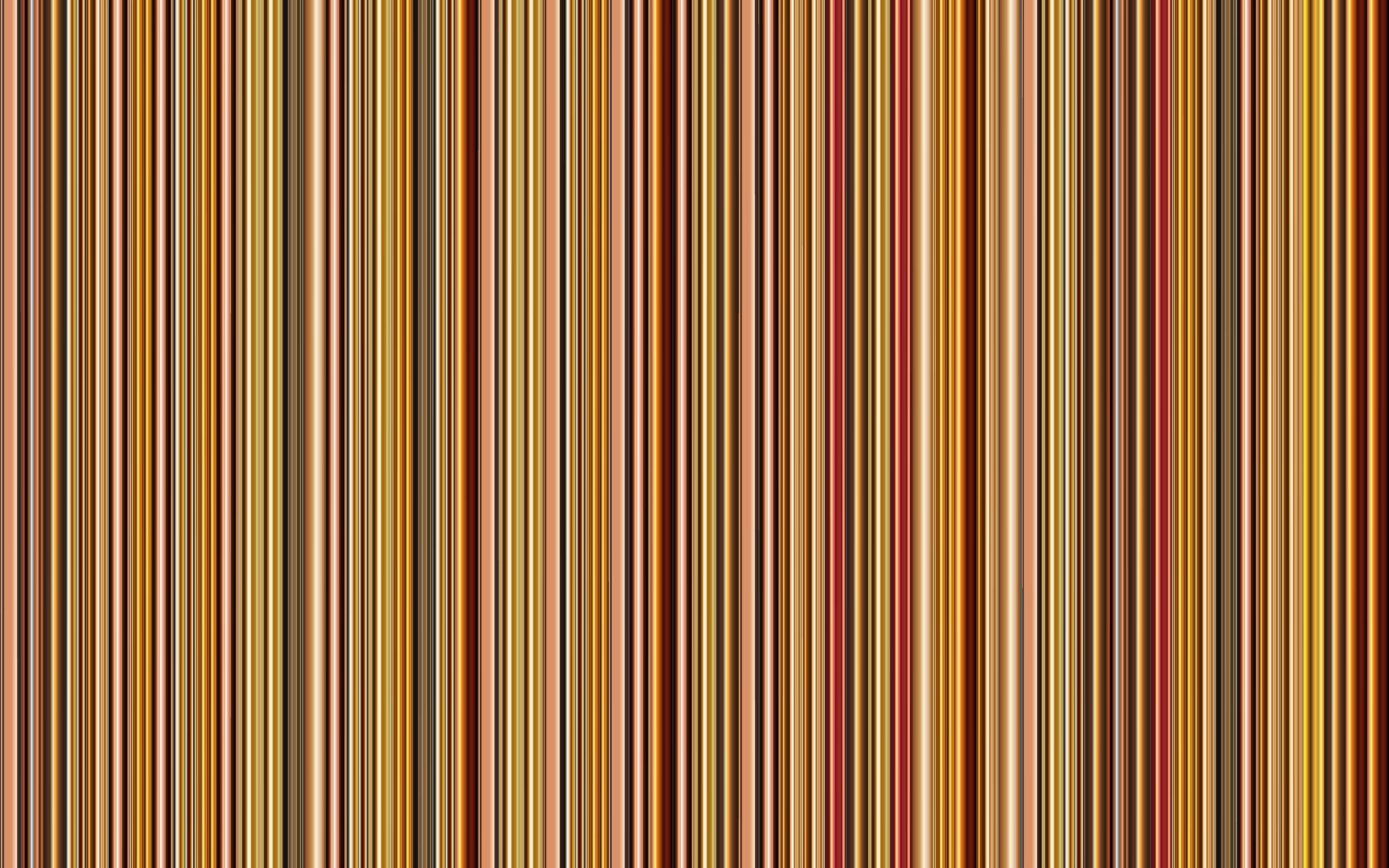 Vibrant Vertical Stripes 11 by GDJ