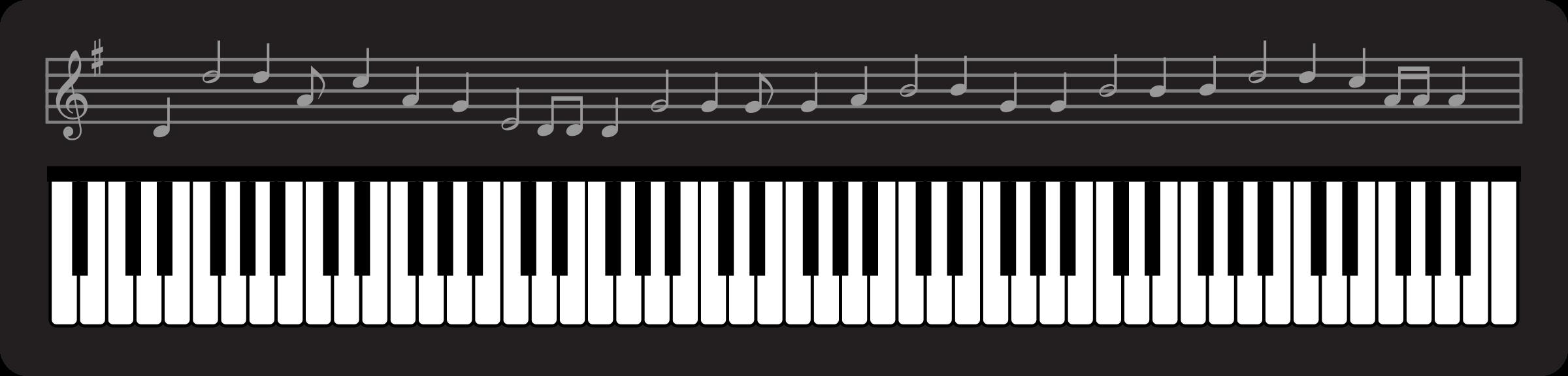 Clipart - Keyboard