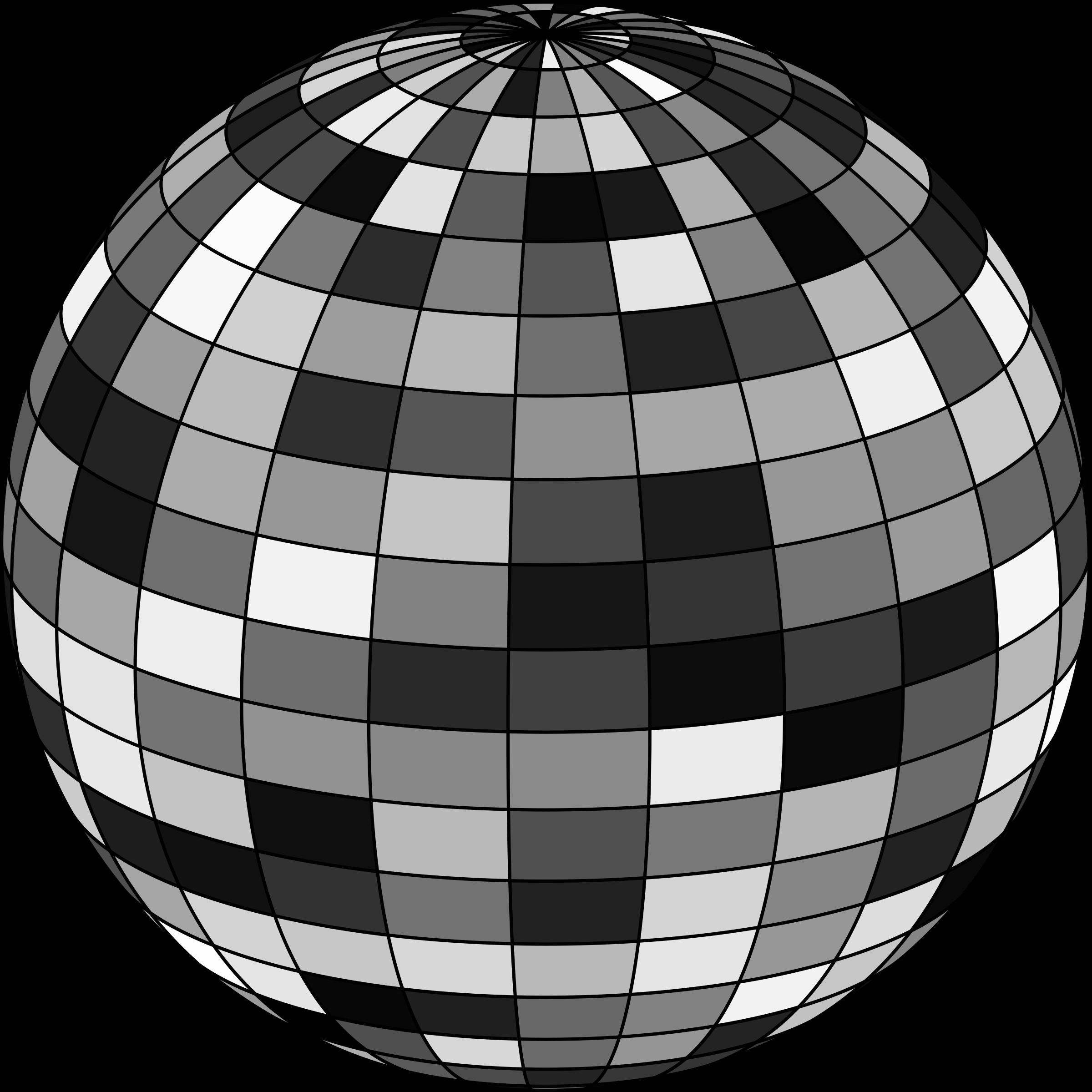 Clipart - Sphere 4