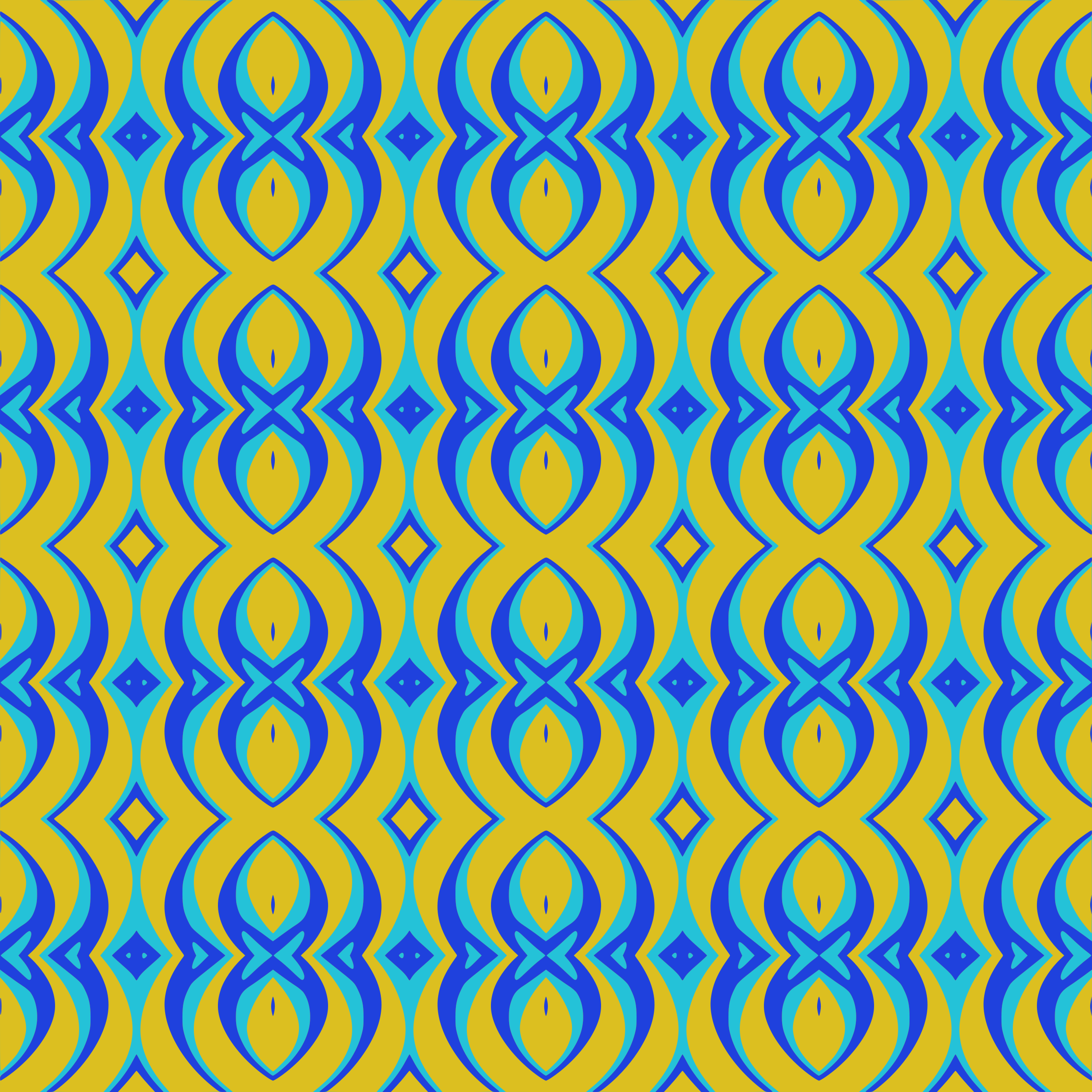 Background pattern 56 (reduced colour count) by Firkin