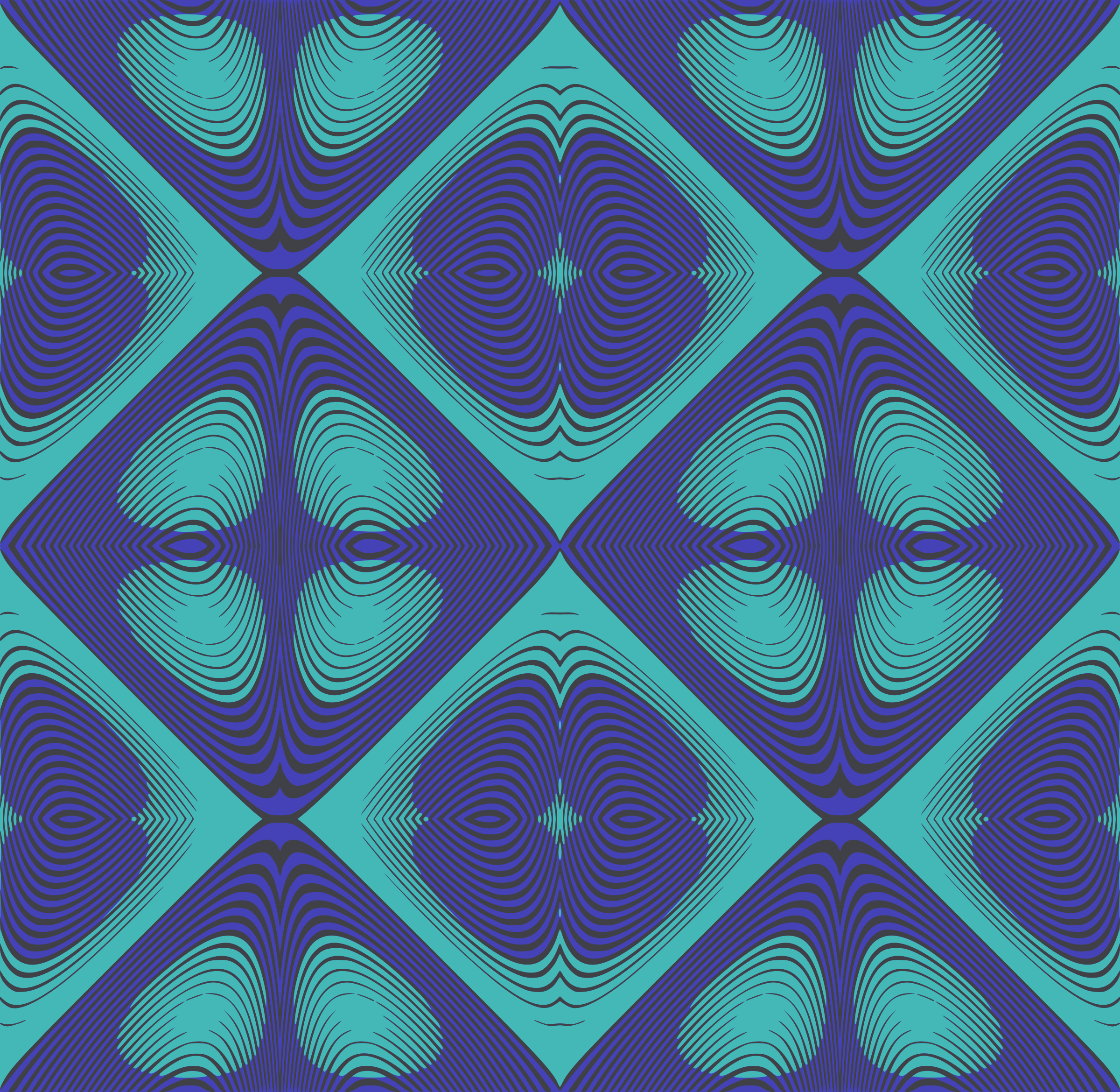 Background pattern 57 (3-colour) by Firkin