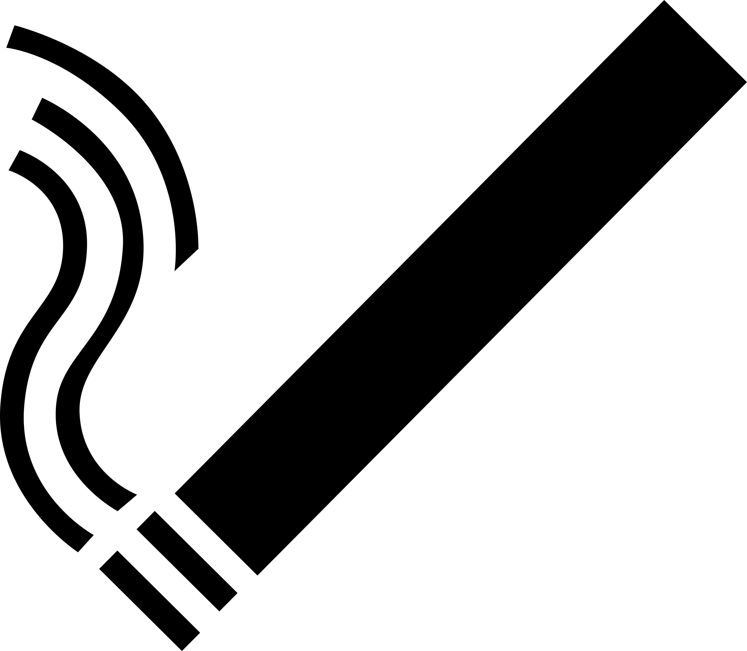 clipart cigarette symbol