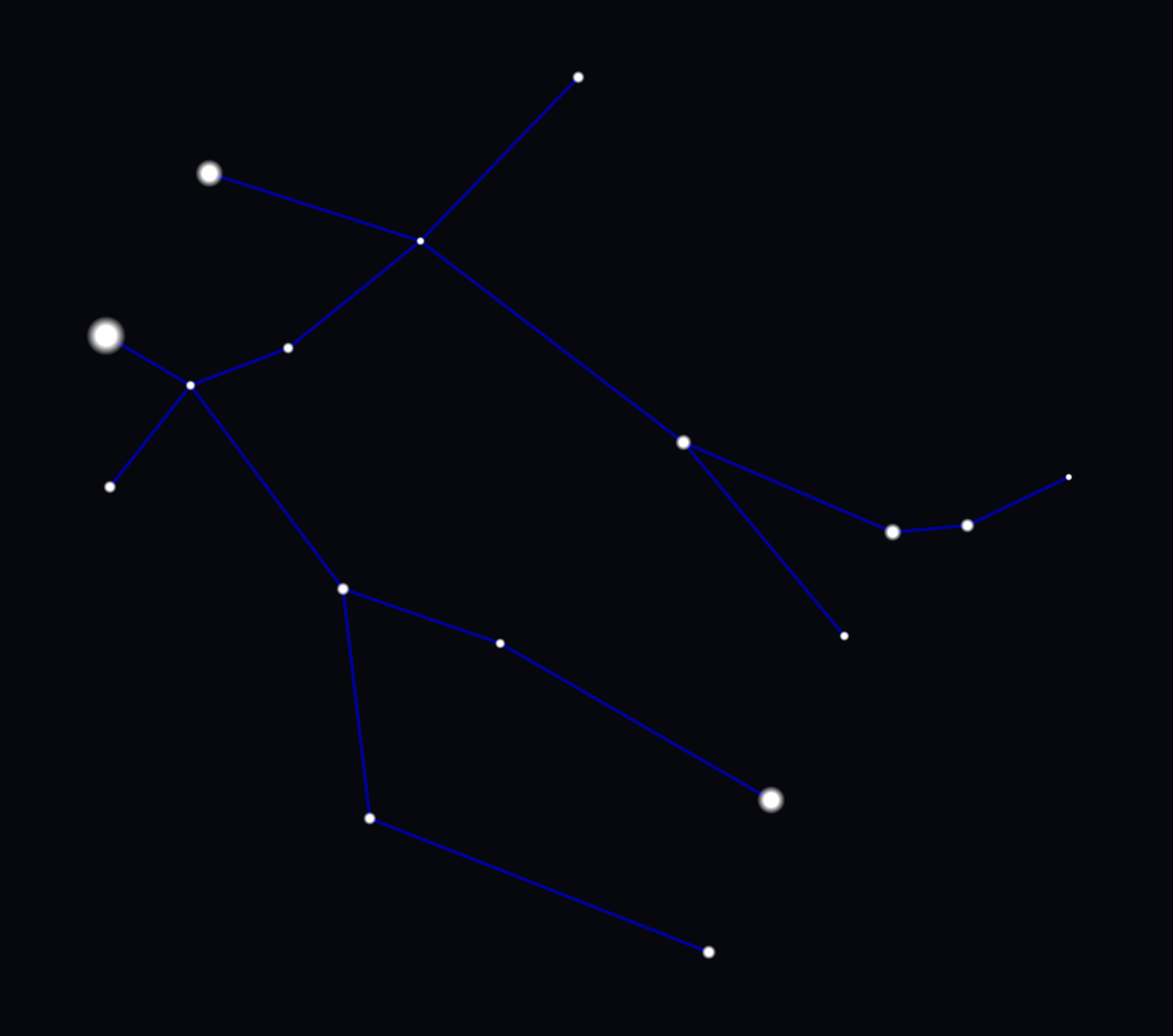 Gemini constellation by Firkin
