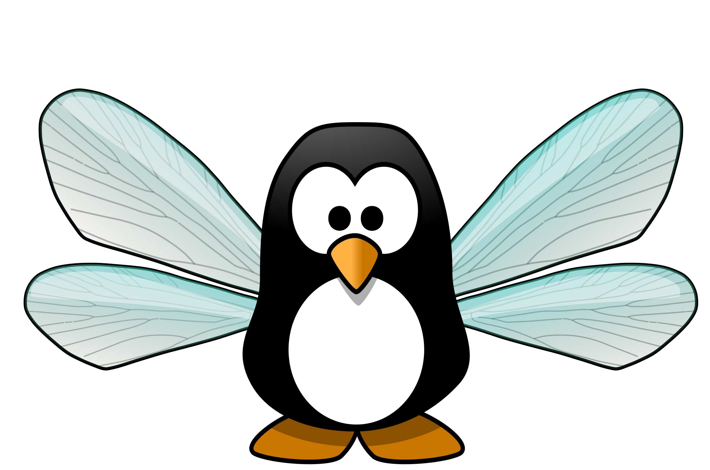 Pixie penguin by Speedster