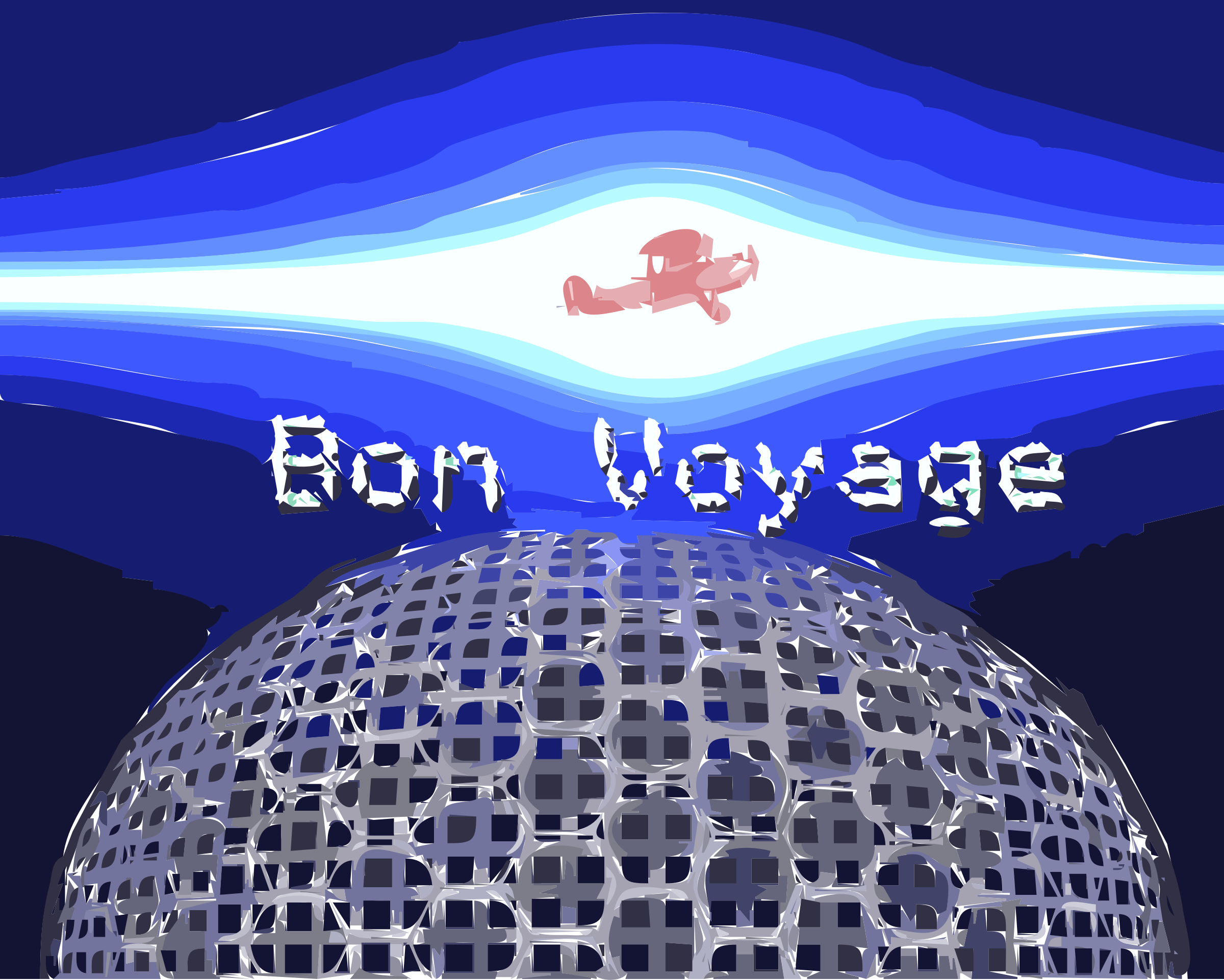 Bon Voyage by Mr Dub