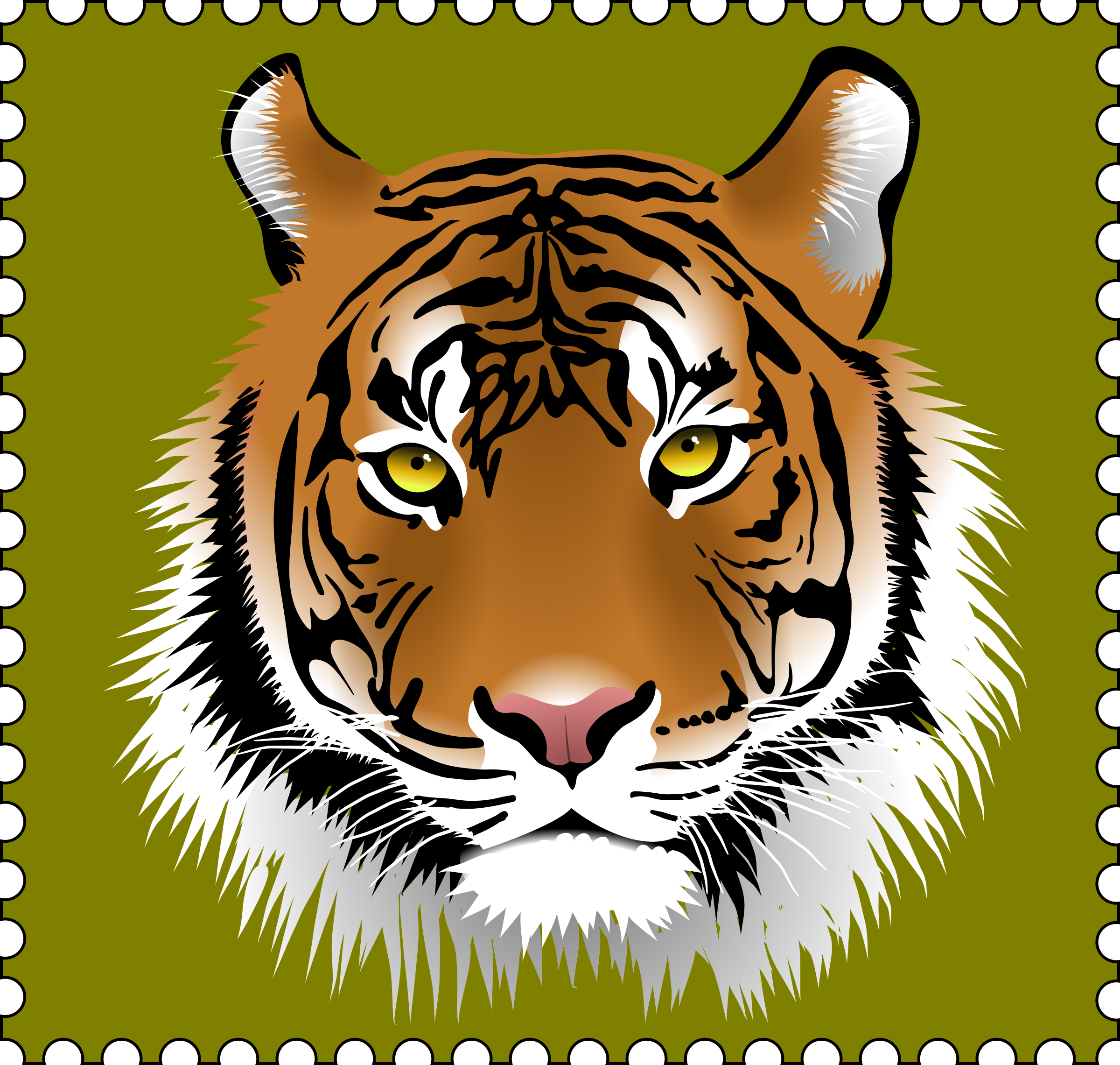 Save Vanishing Species Stamp by barnheartowl