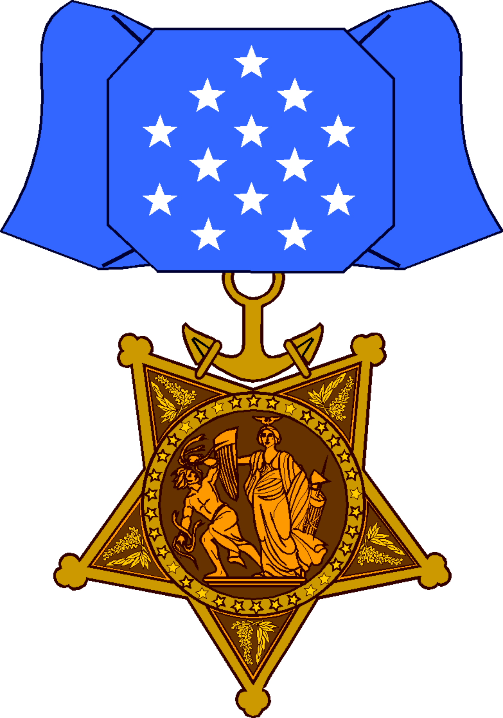 Medal of Honor by barnheartowl