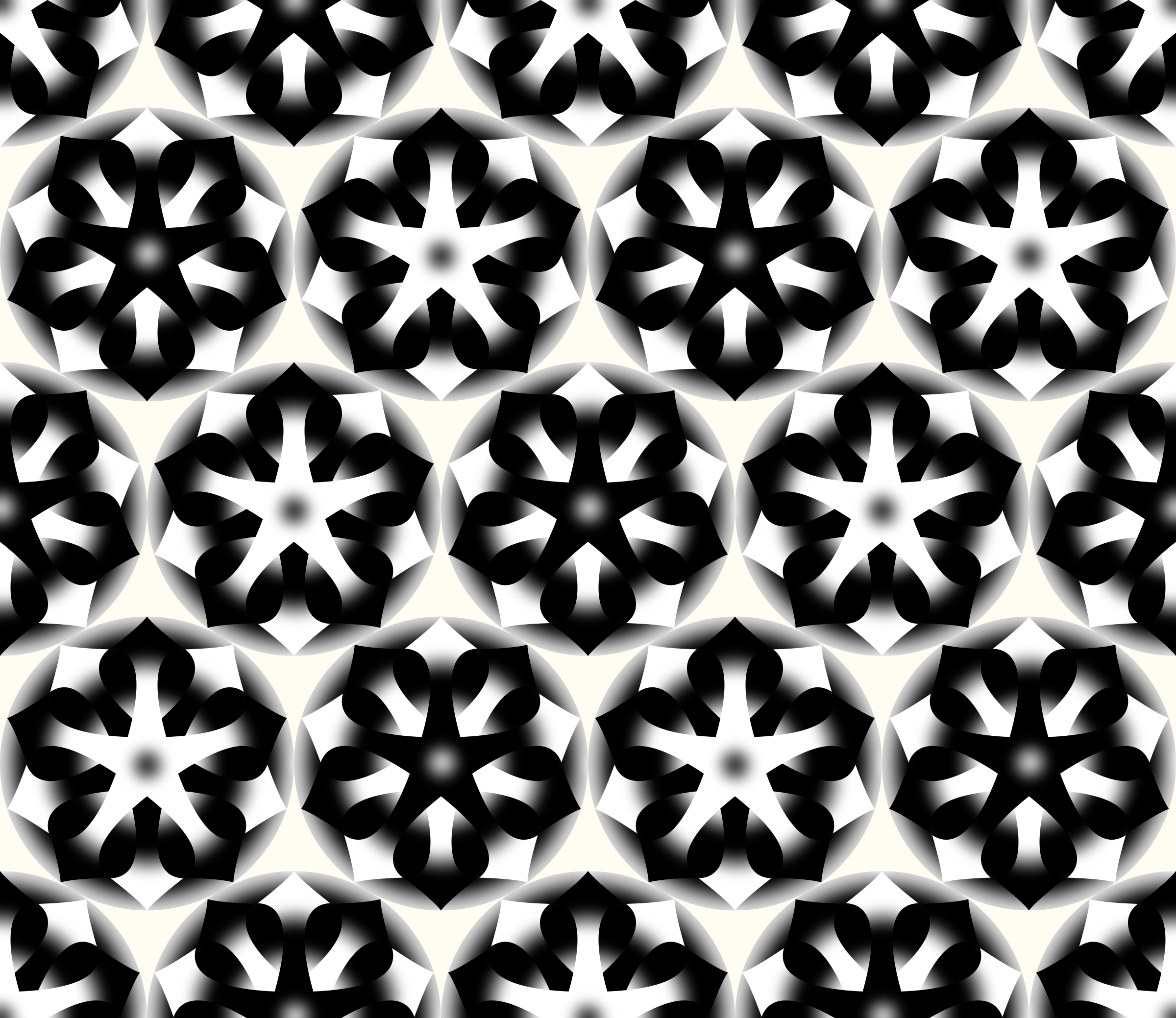 Background pattern 58 (greyscale) by Firkin