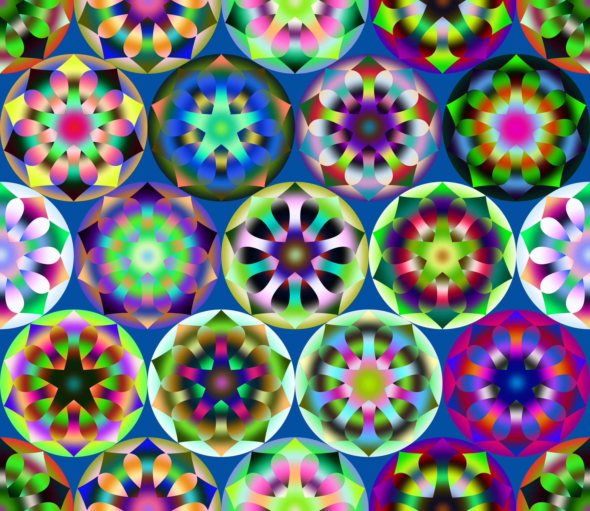 Background pattern 58 (colour set 2) by Firkin