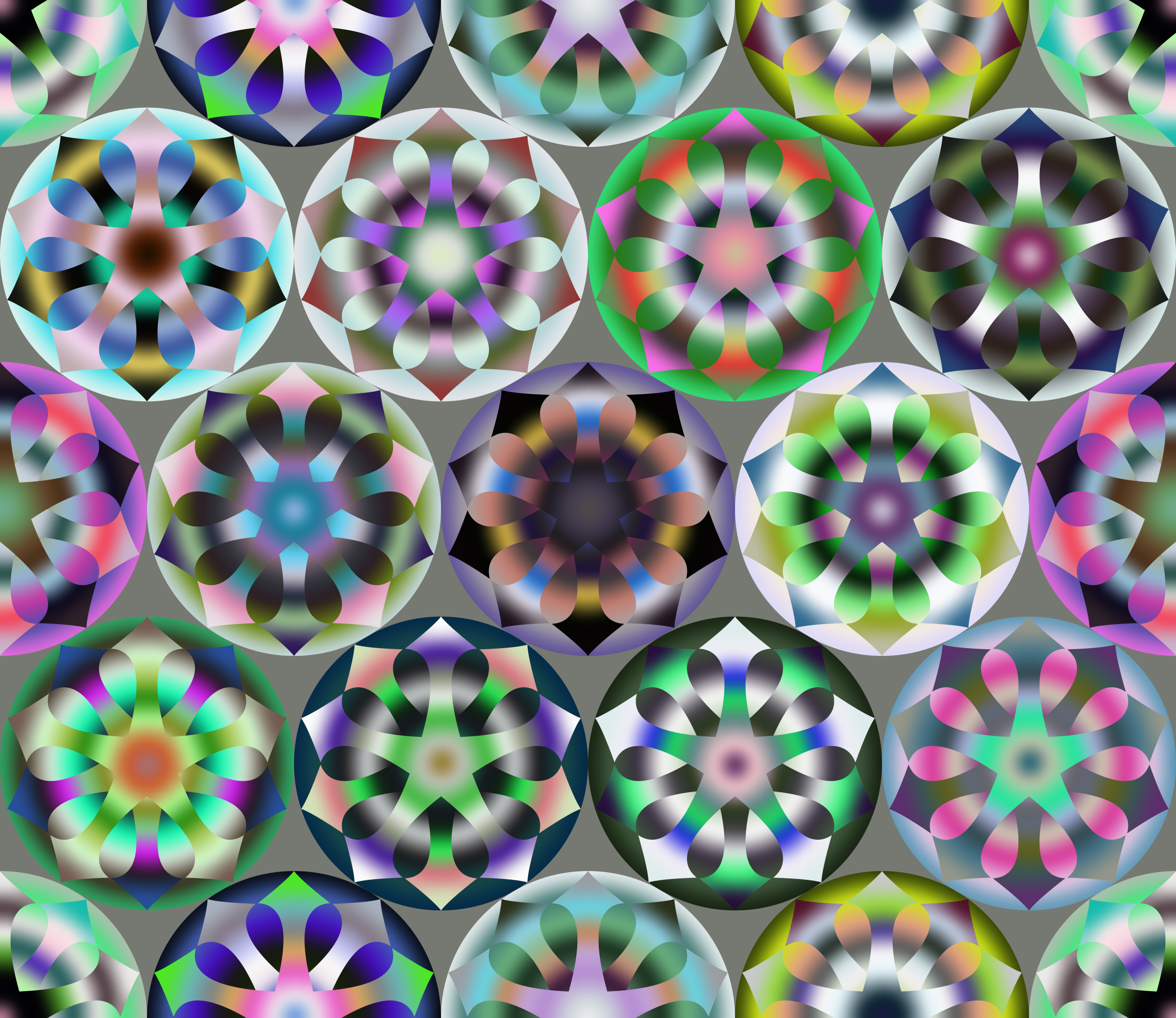 Background pattern 58 (colour set 3) by Firkin