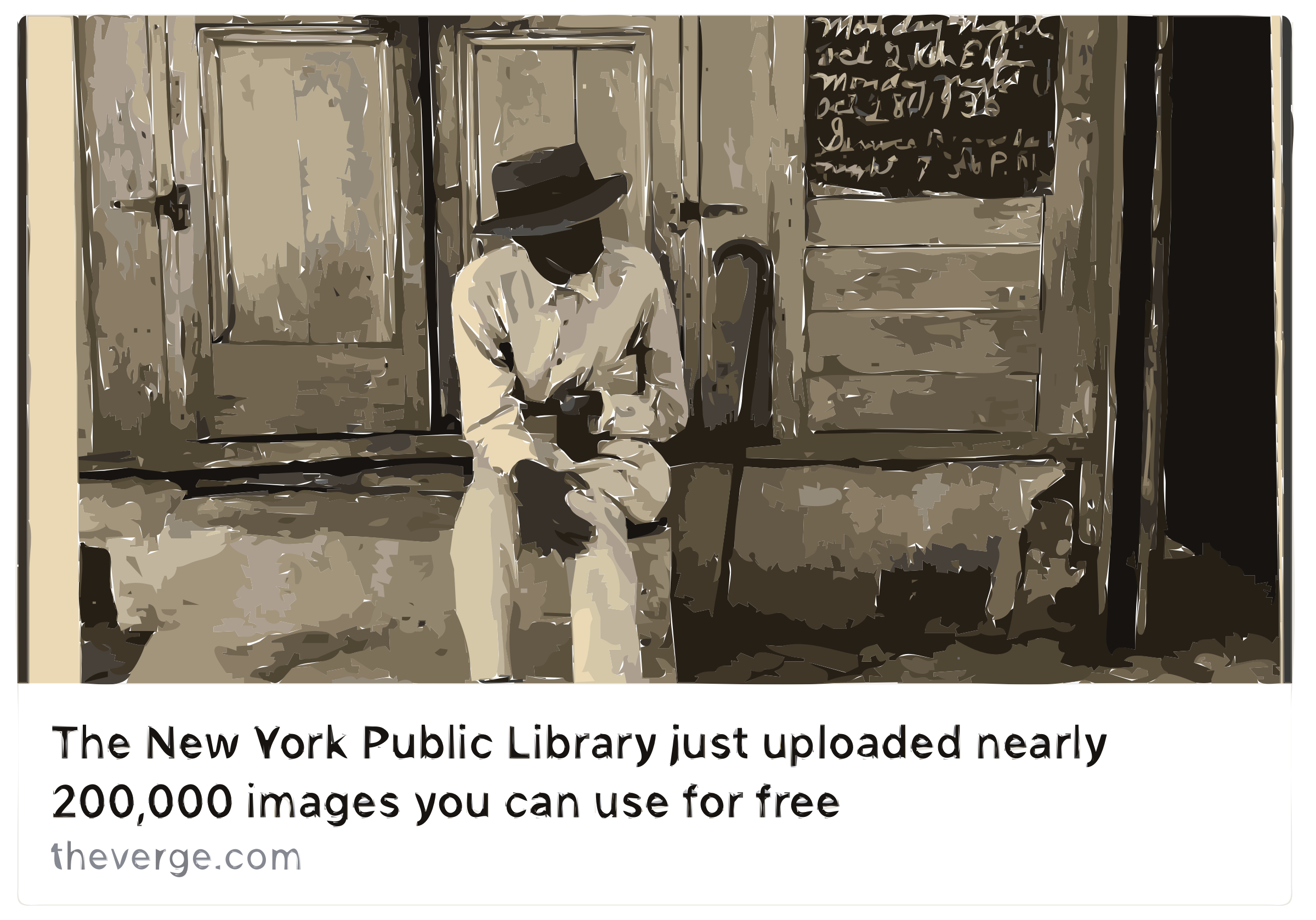 NYPL Releases 200k Images into Public Domain by rejon