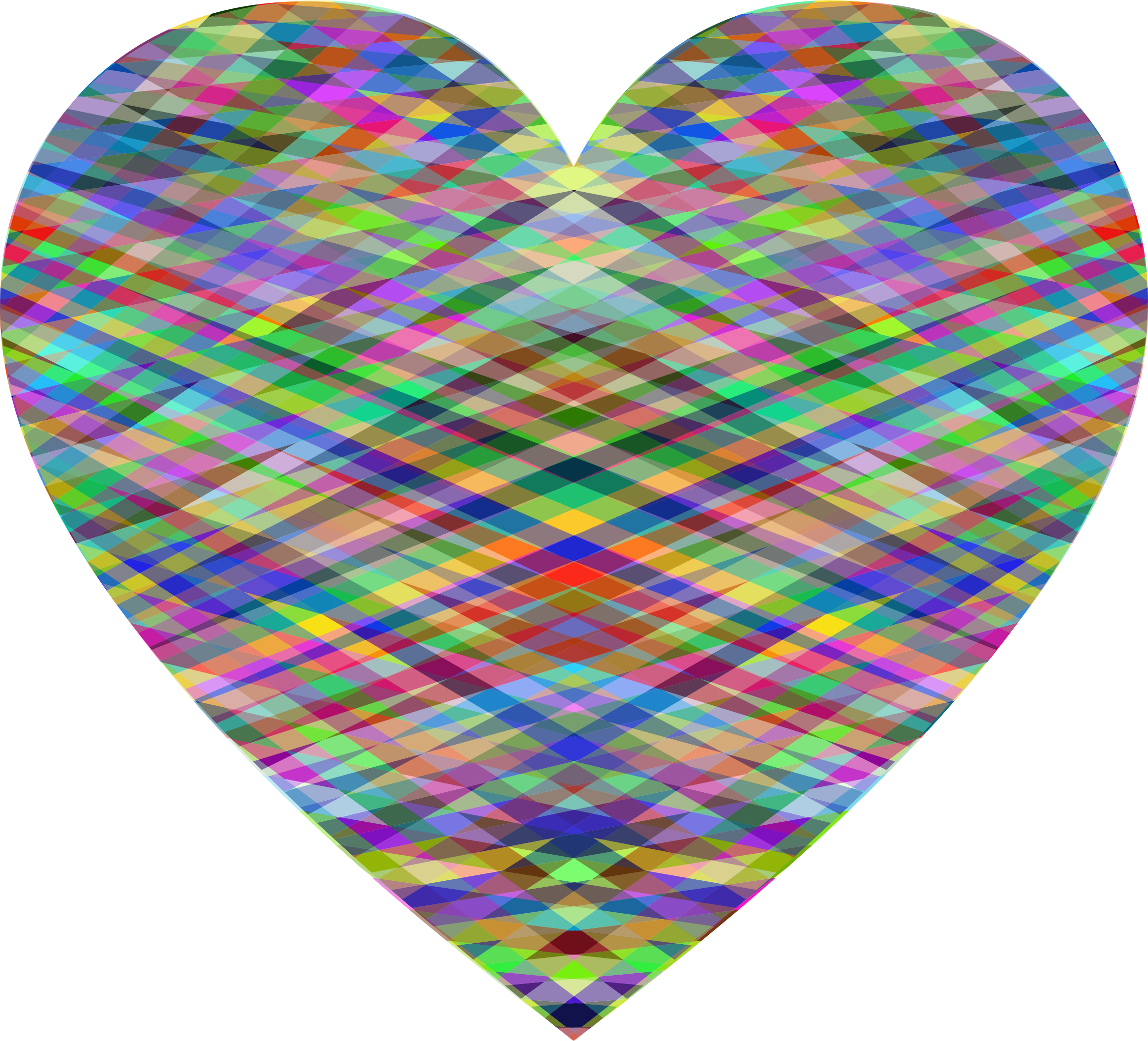 Geometric Heart by GDJ