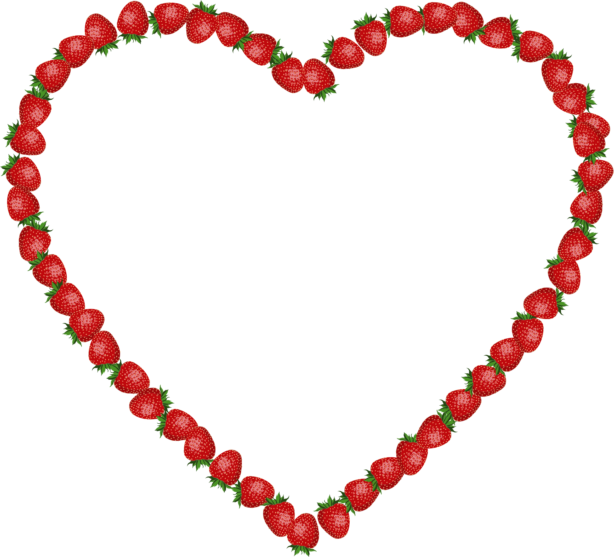 Strawberry Heart by GDJ
